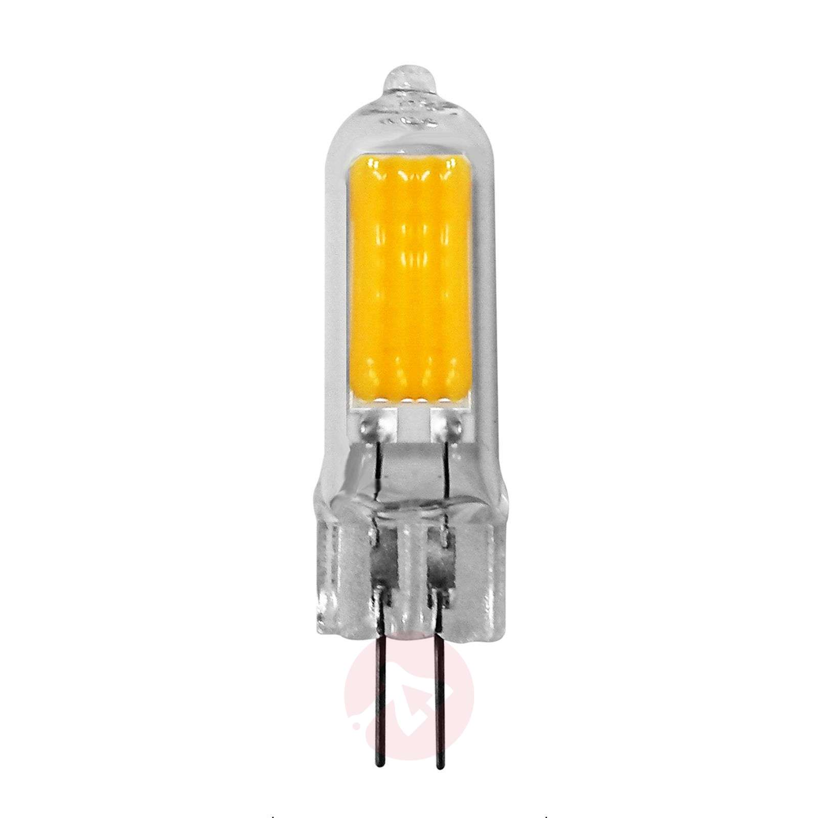 Ampoule à broche LED G4 1,6 W blanc chaud