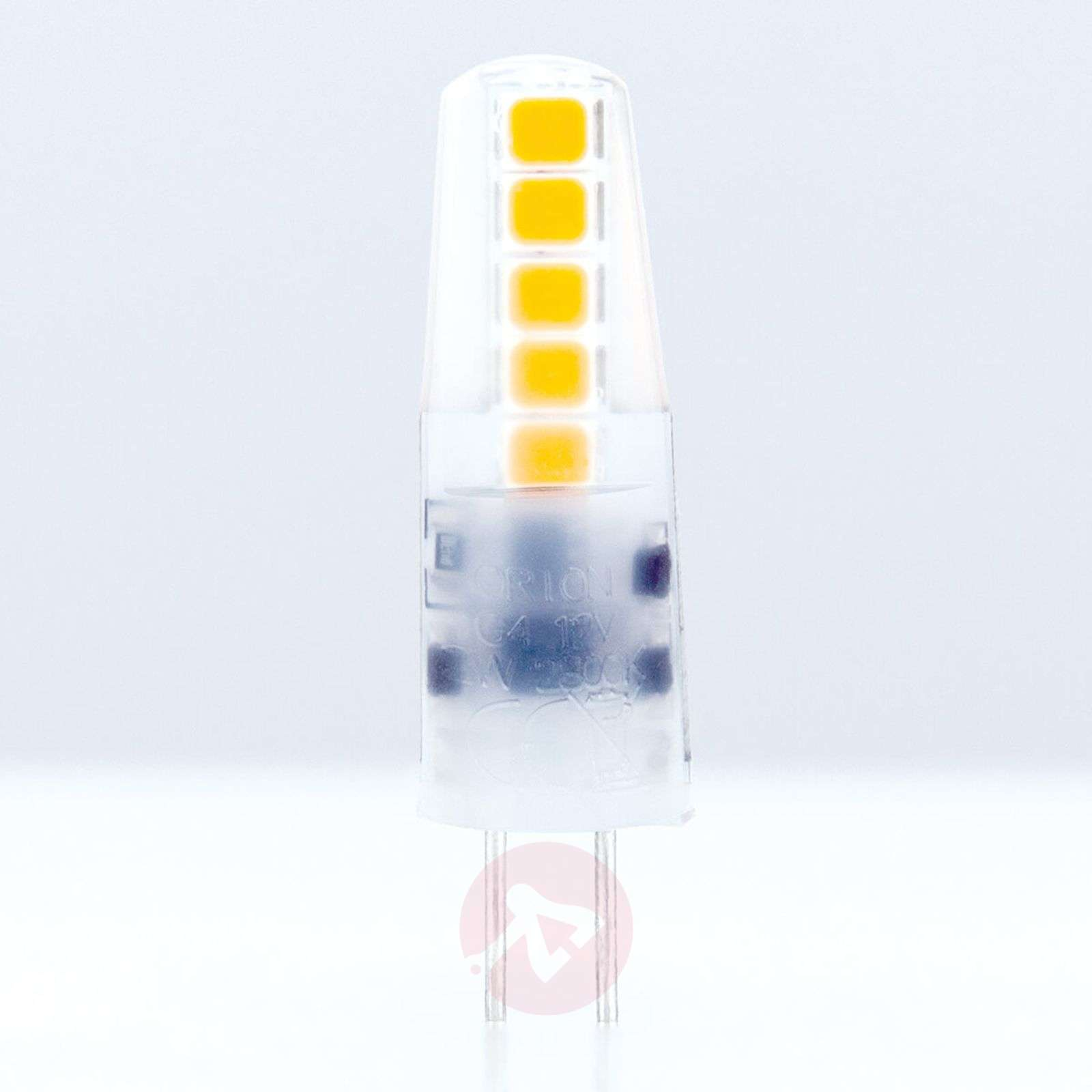 Ampoule à broches LED G4 12V 2W 828 mate