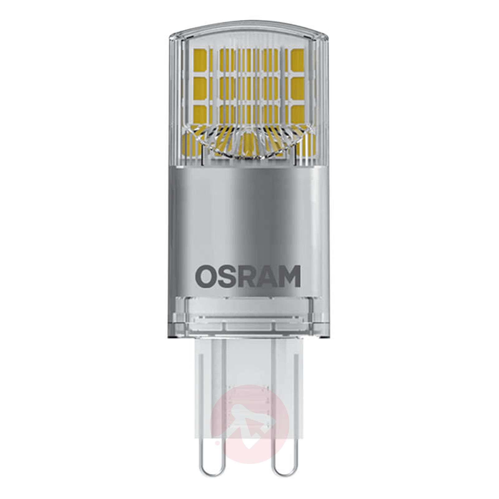 Ampoule broches LED G9 3,5W, blanc chaud, dimmable-7262067-01