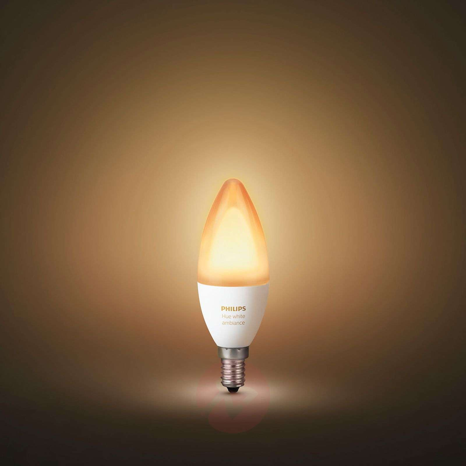 Ampoule flamme Philips HUE White Ambiance E14 6 W-7531918-01