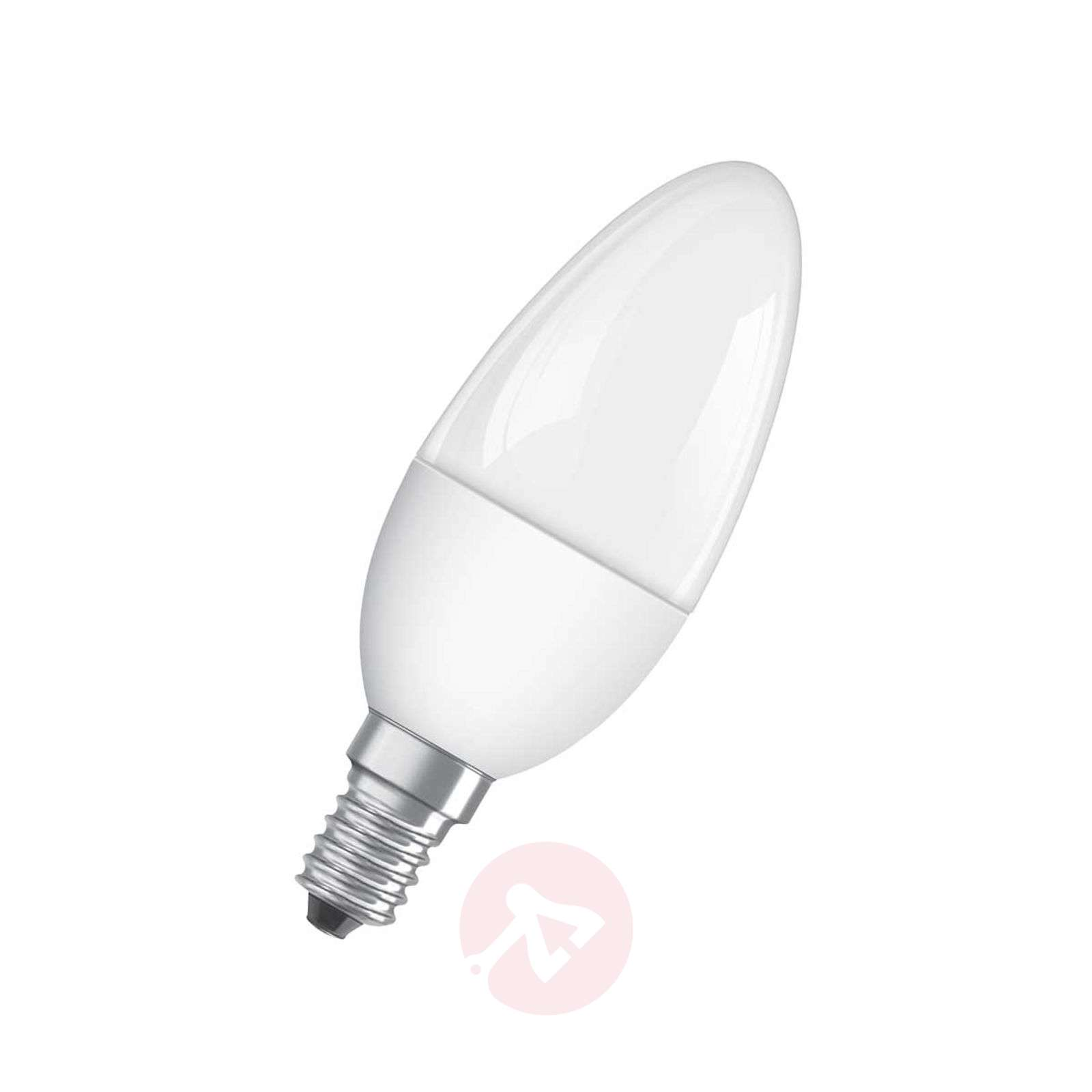 Ampoule LED bougie Superstar E14 5,5W 827 mate-7260672-01