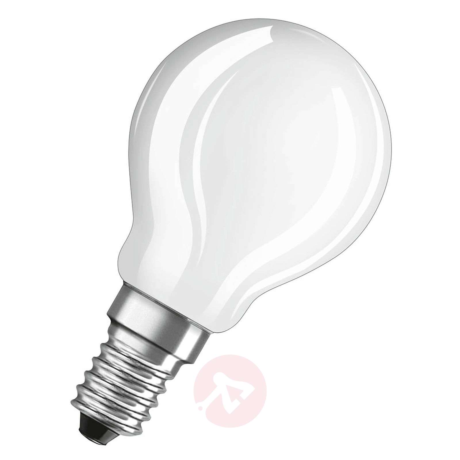 Ampoule LED E14 4 W, blanc chaud, 470 lm, kit de 3-7262102-01
