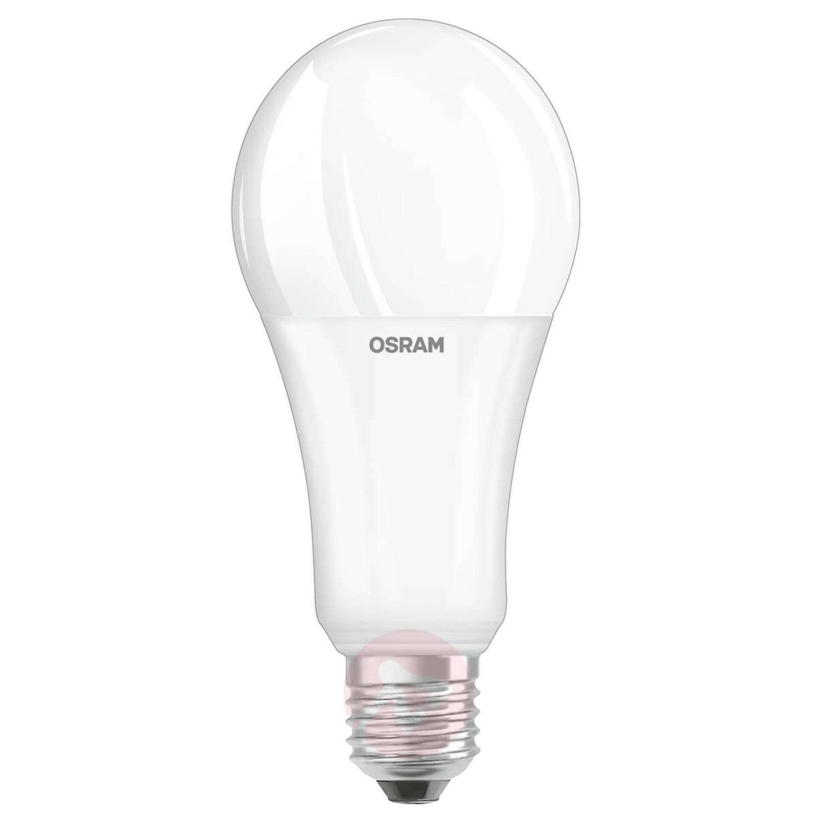 Ampoule LED E27 21W, blanc chaud, 2 500lm,dimmable-7262046-01