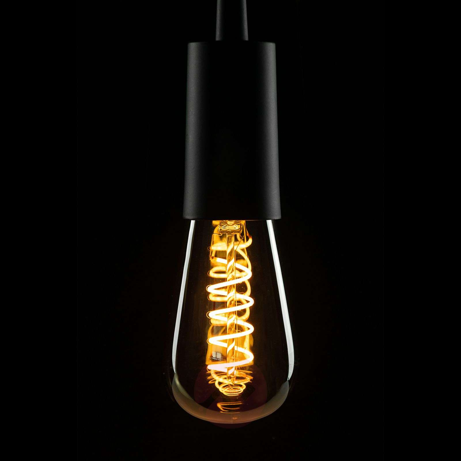 Ampoule LED E27 4W 922 Curved Line smokey gris-8536166-03