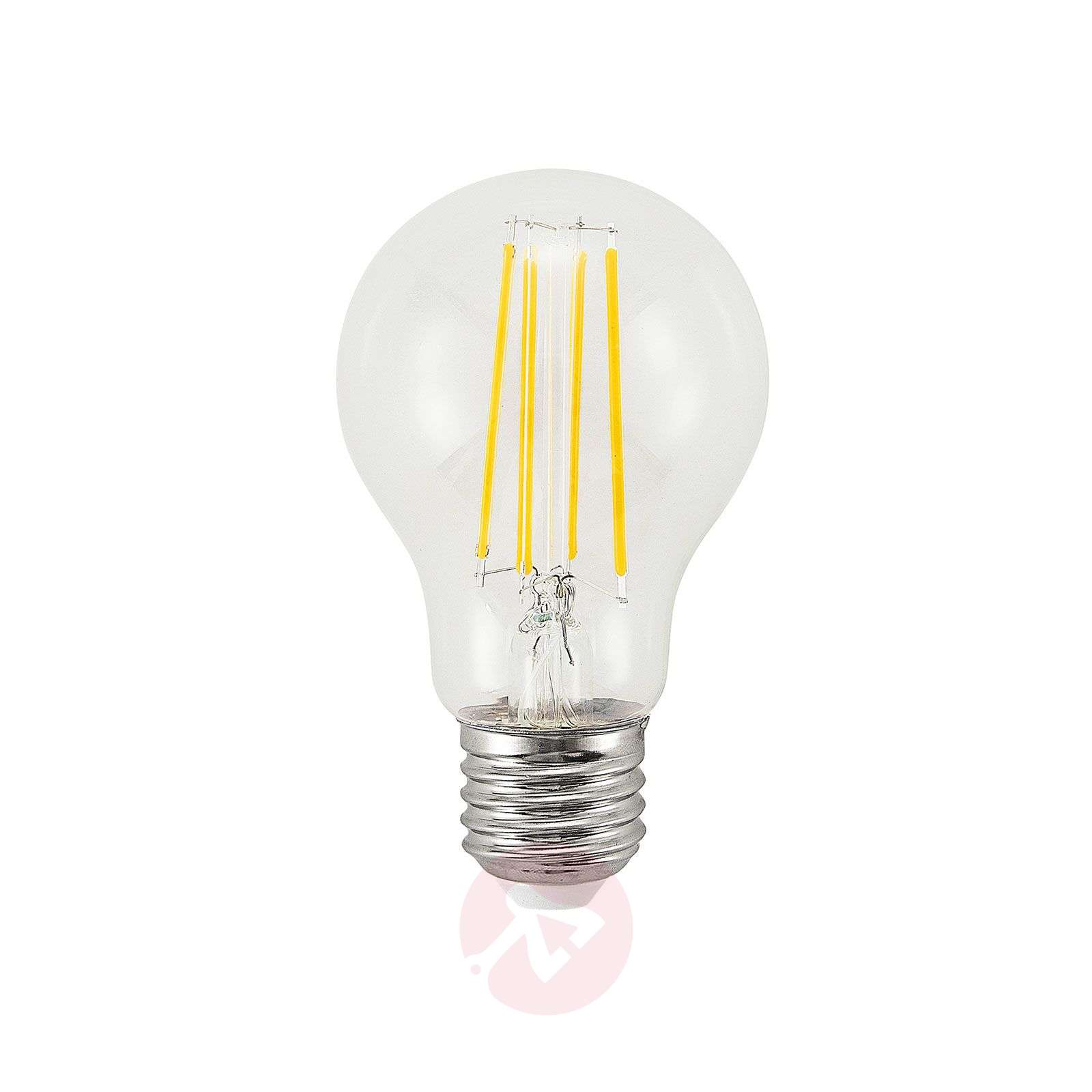 Ampoule LED E27 7 W filament blanc chaud-9971021-01