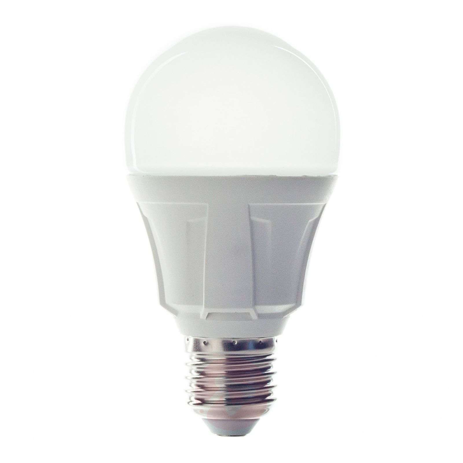 Ampoule LED E27 9W 830 blanc chaud-9993001-02