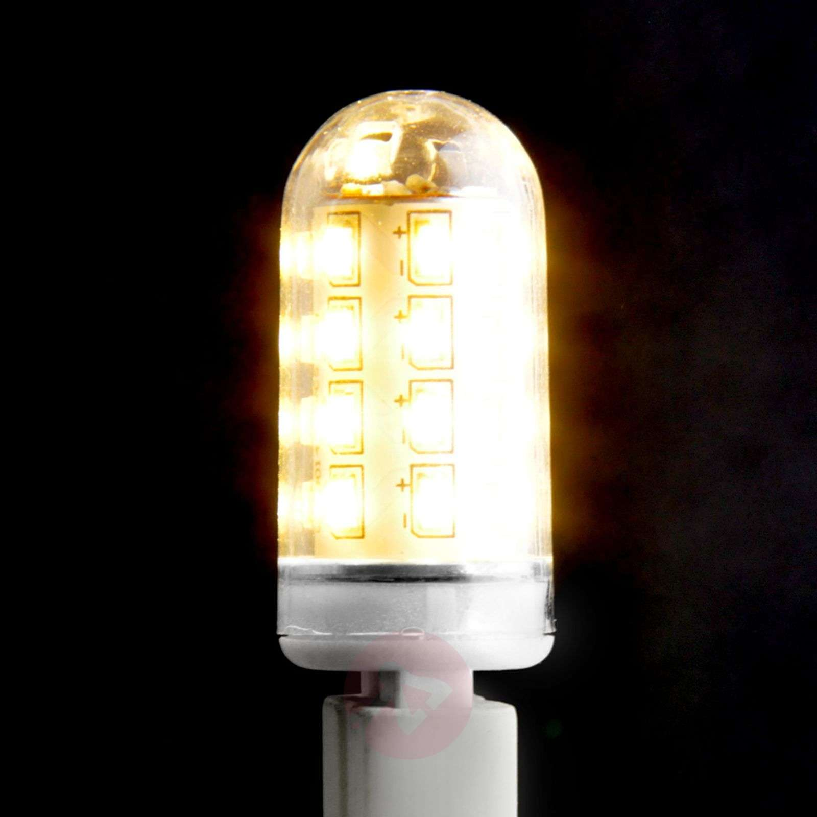 Ampoule LED tube G9 3W 830 transparente-9620006-06