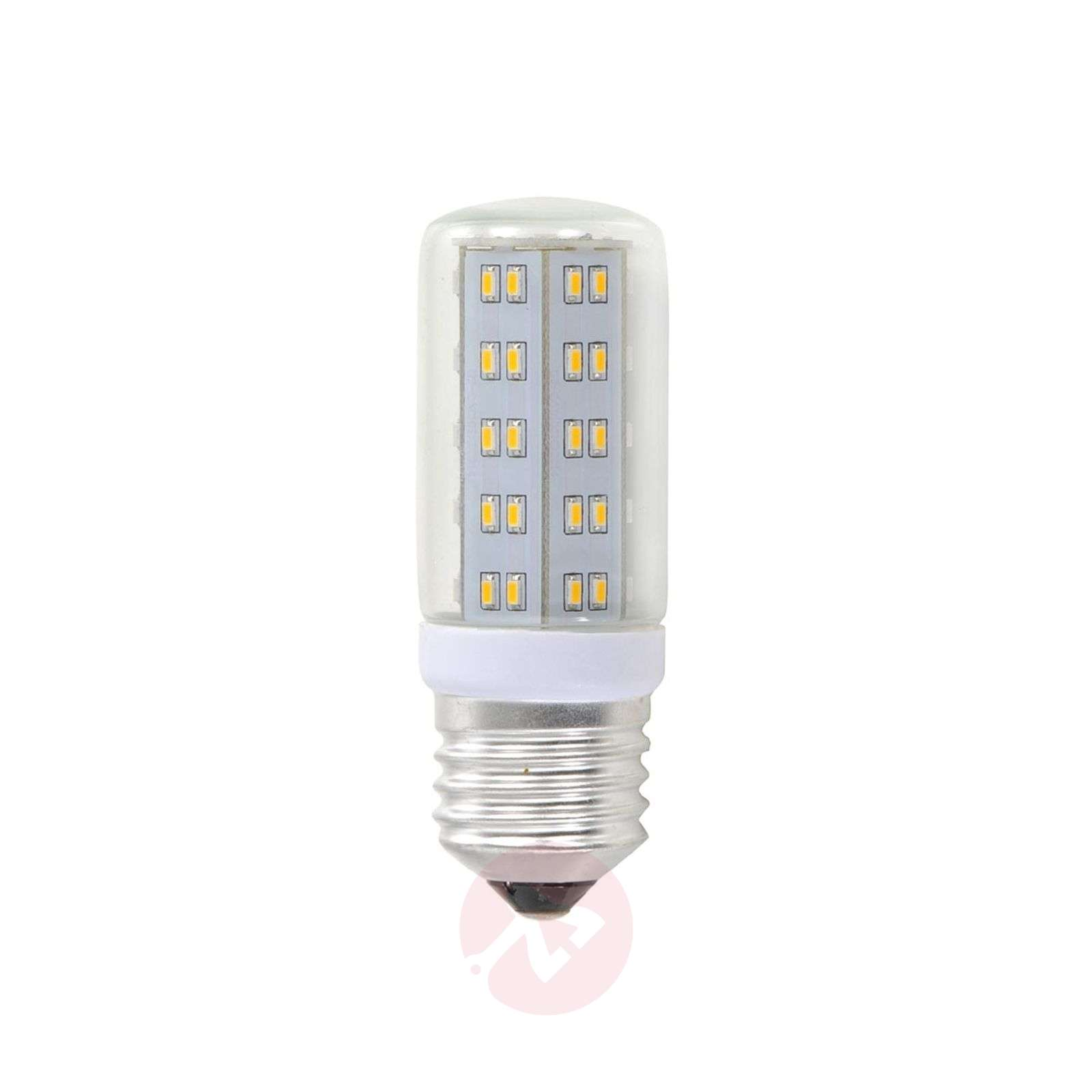 Ampoule LED tubulaire E27 3,8 W transp à 69 LED-6002621-01