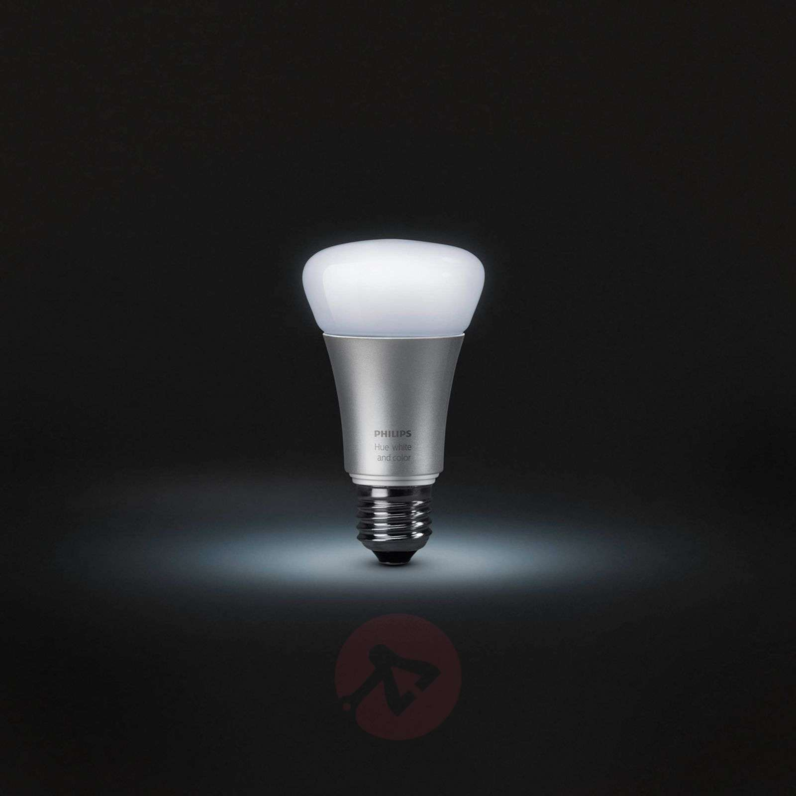 Ampoule Philips Hue White + Color Ambiance E27 10W-7531677-01
