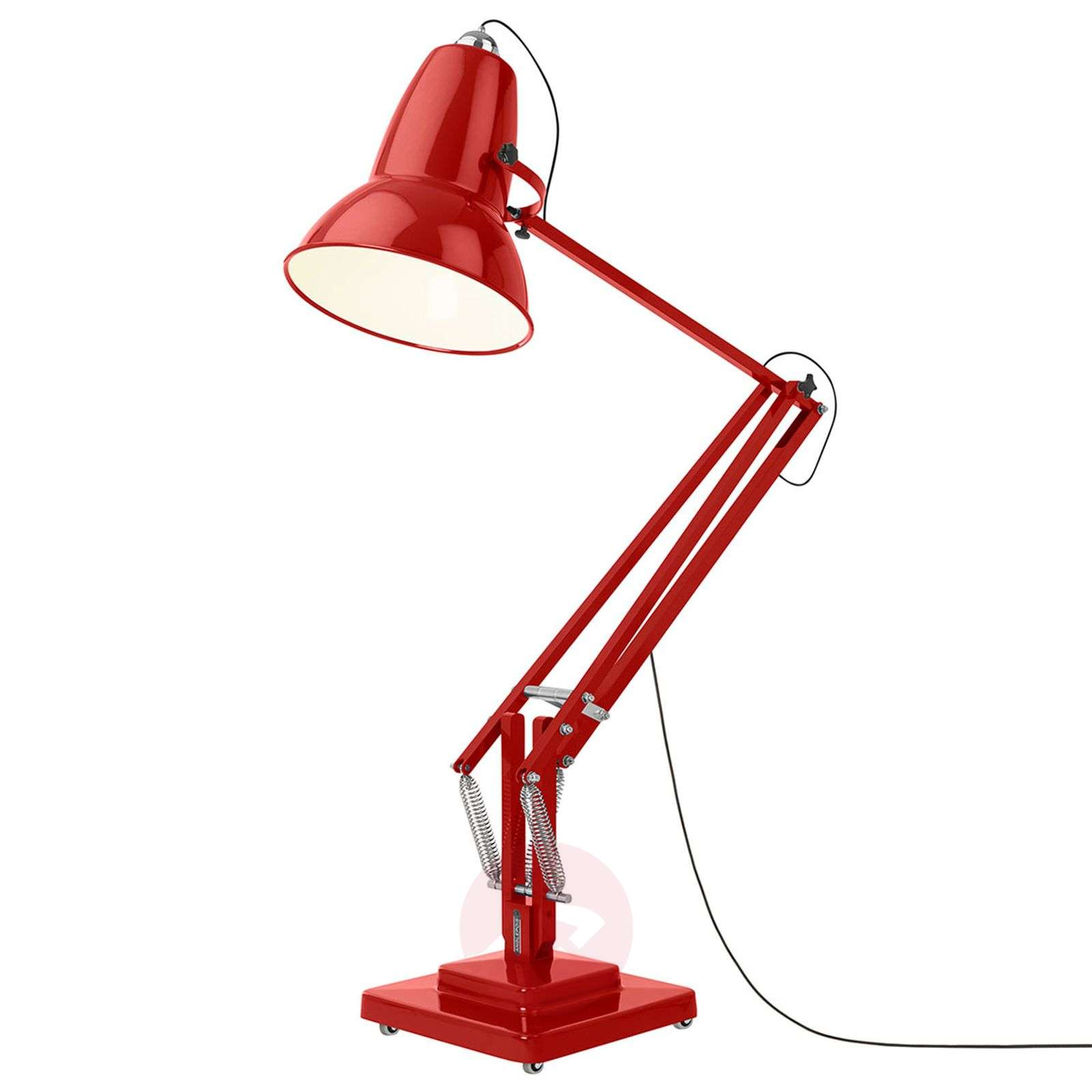 Anglepoise Original 1227 Giant lampadaire rouge