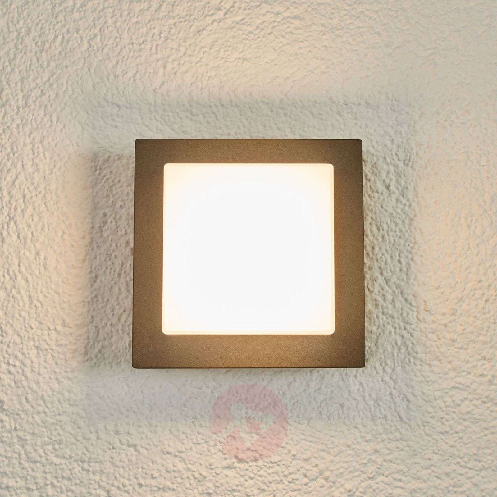 Applique dextérieur LED Celeste au design simple-9618018-01