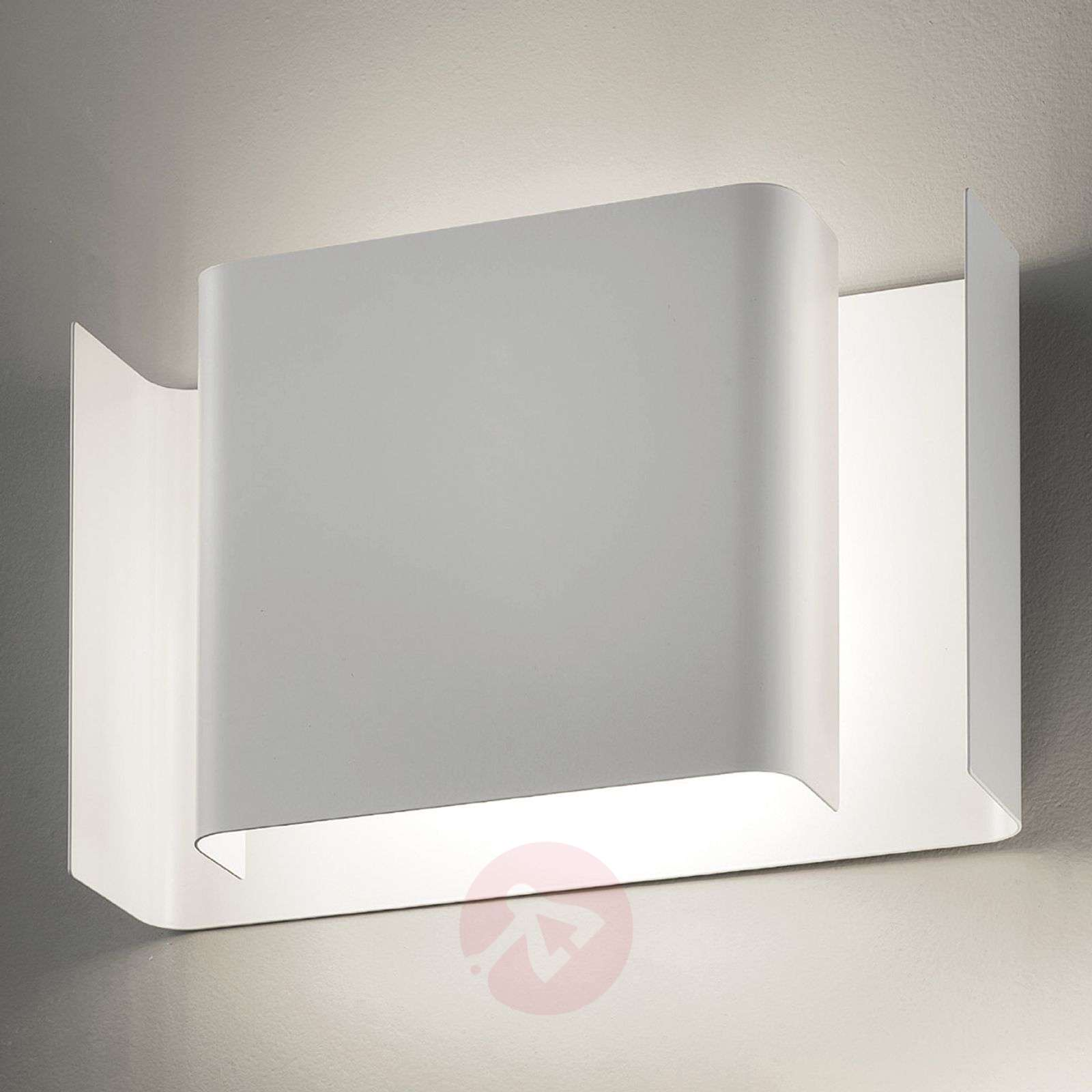 Applique LED Alalunga blanche-5501113-01