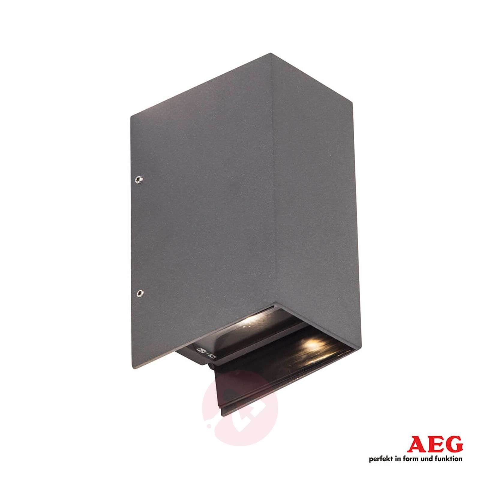 Applique led dextérieur adapt up and down luminaire.fr