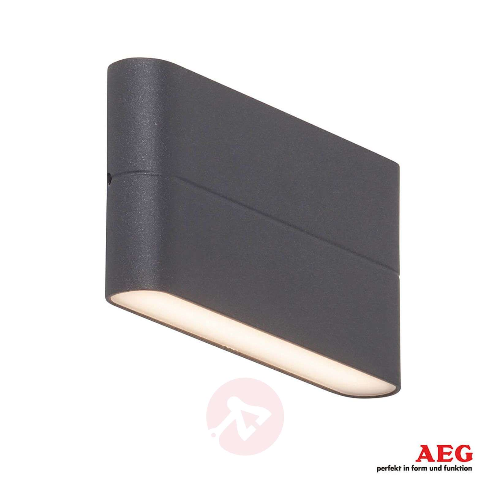 Applique led dextérieur telesto up and down luminaire.fr