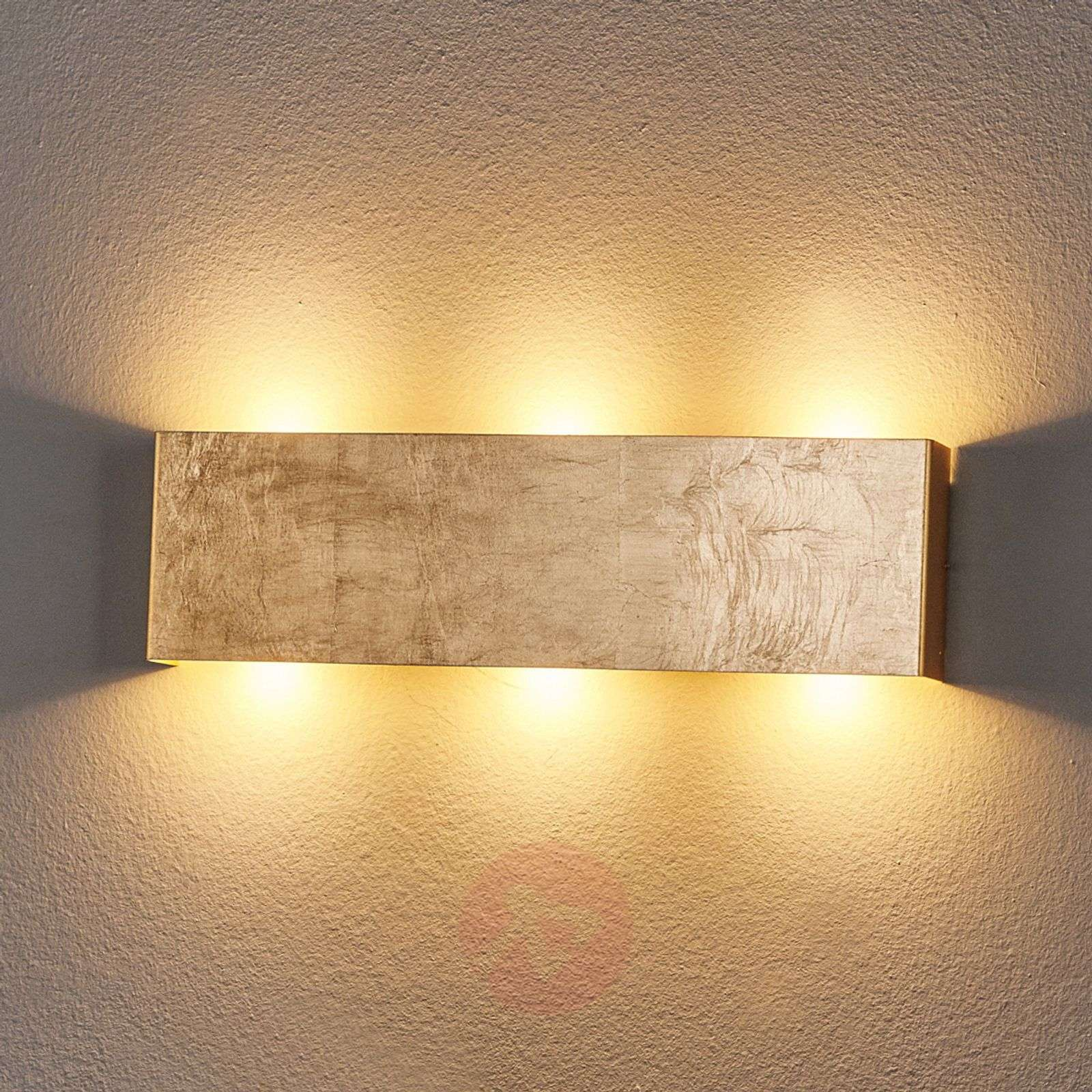 Applique LED Maja dimmable, doré antique-6722198-01