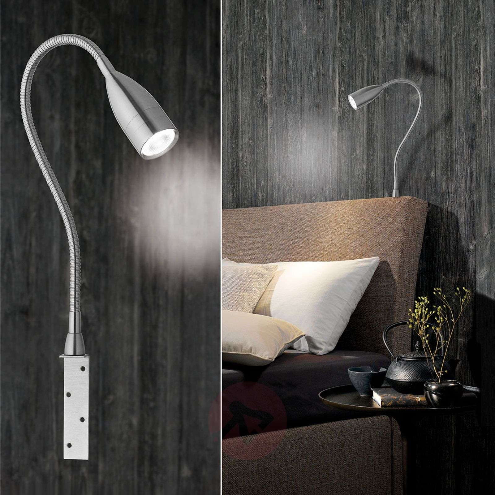 Applique LED Sten dimmable par commande gestuelle-4581366-05