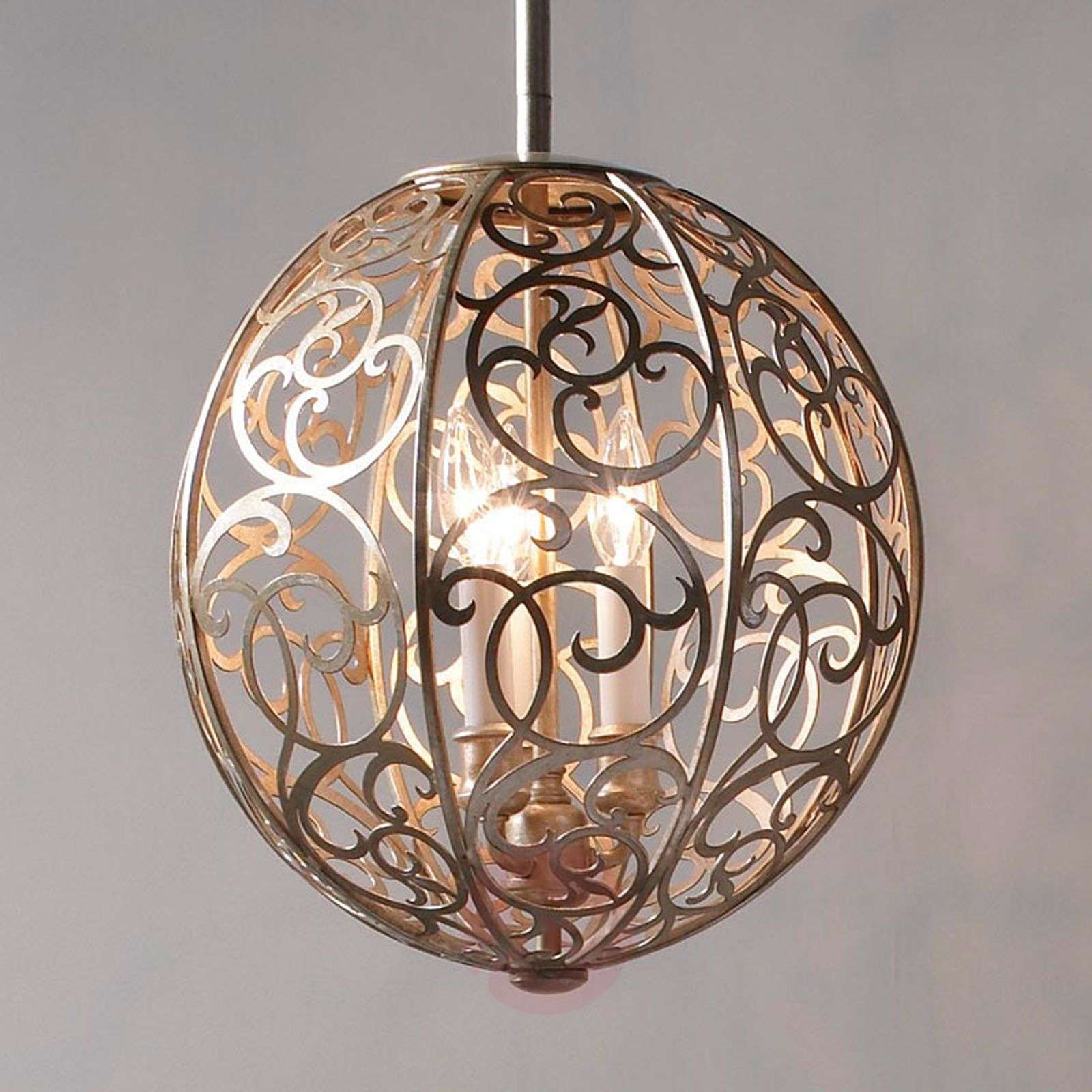 Arabesque suspension à motif artistique-3048245-01