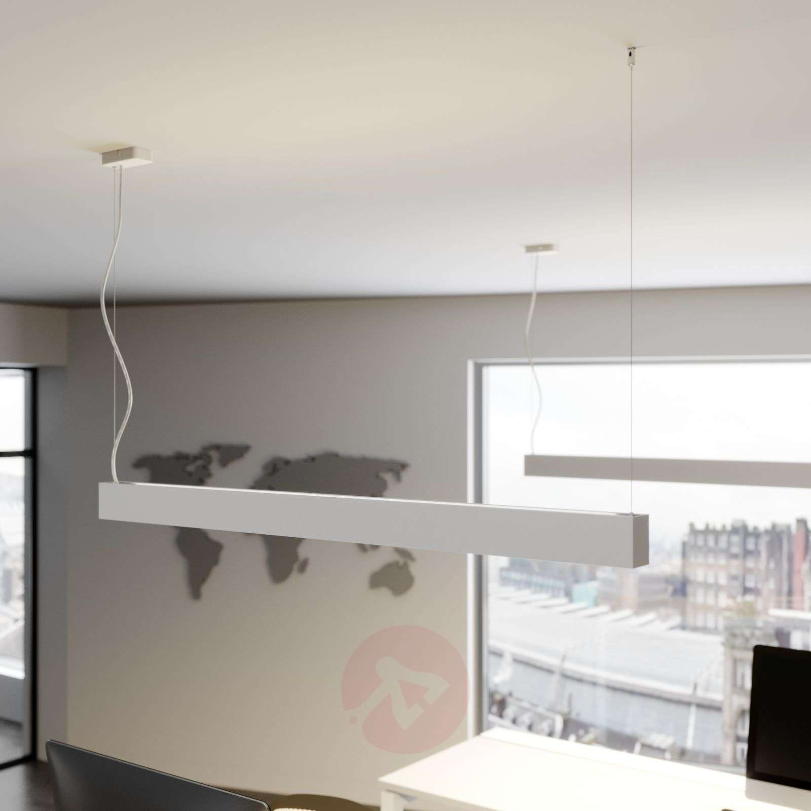 Arcchio Ando Suspension LED, Up and Down