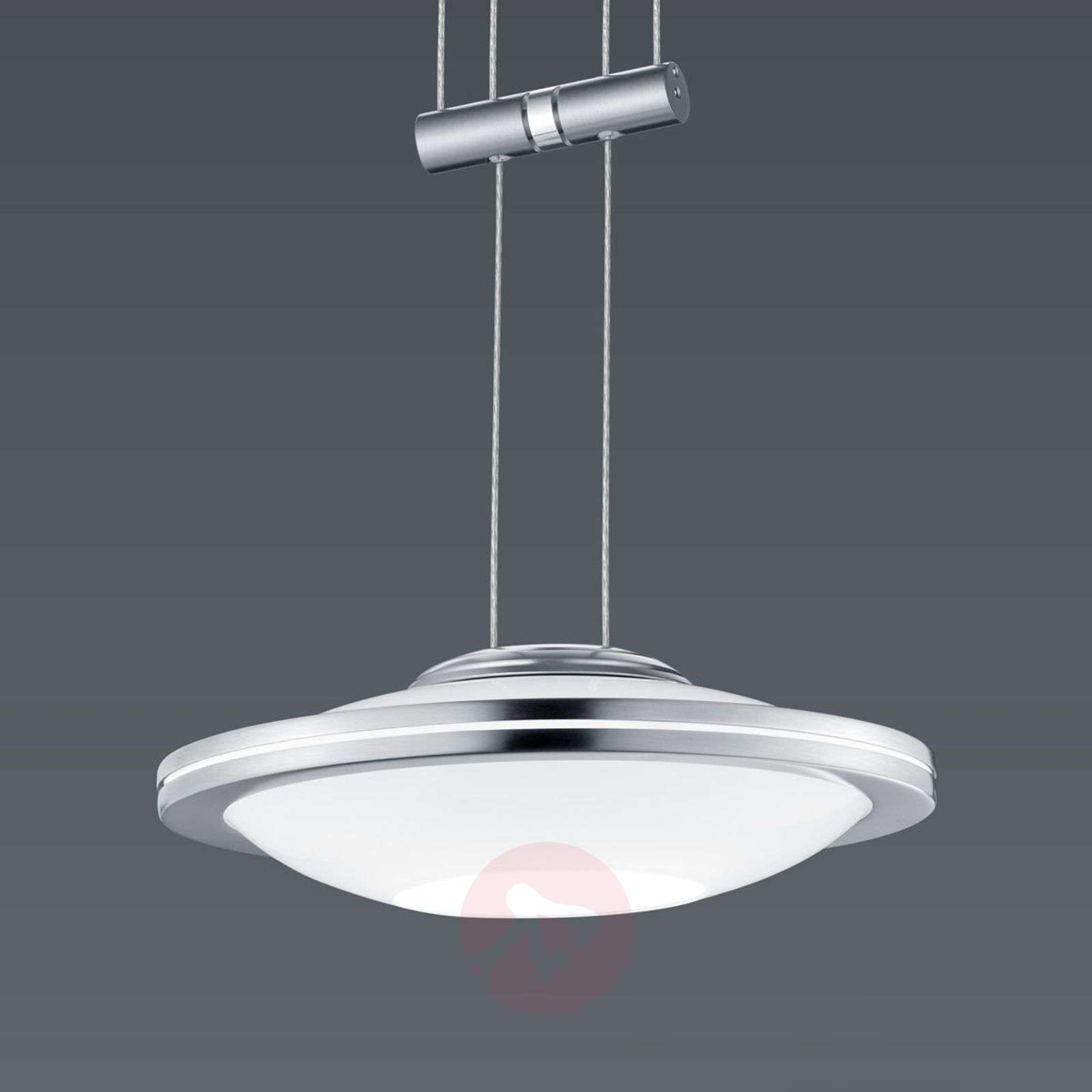 BANKAMP Strada Saturno suspension 3 lampes, 155 cm-1572088-01