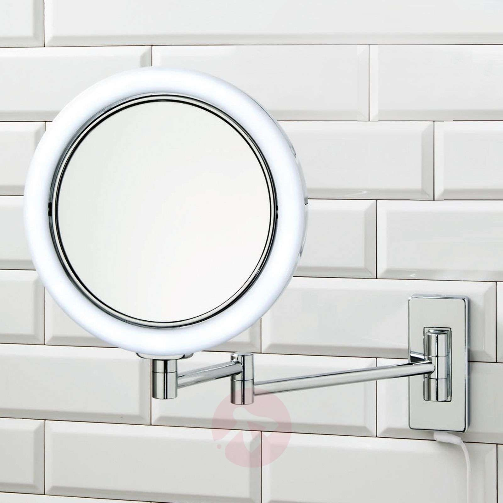Beau miroir grossissant bs 13 v for Beaux miroirs