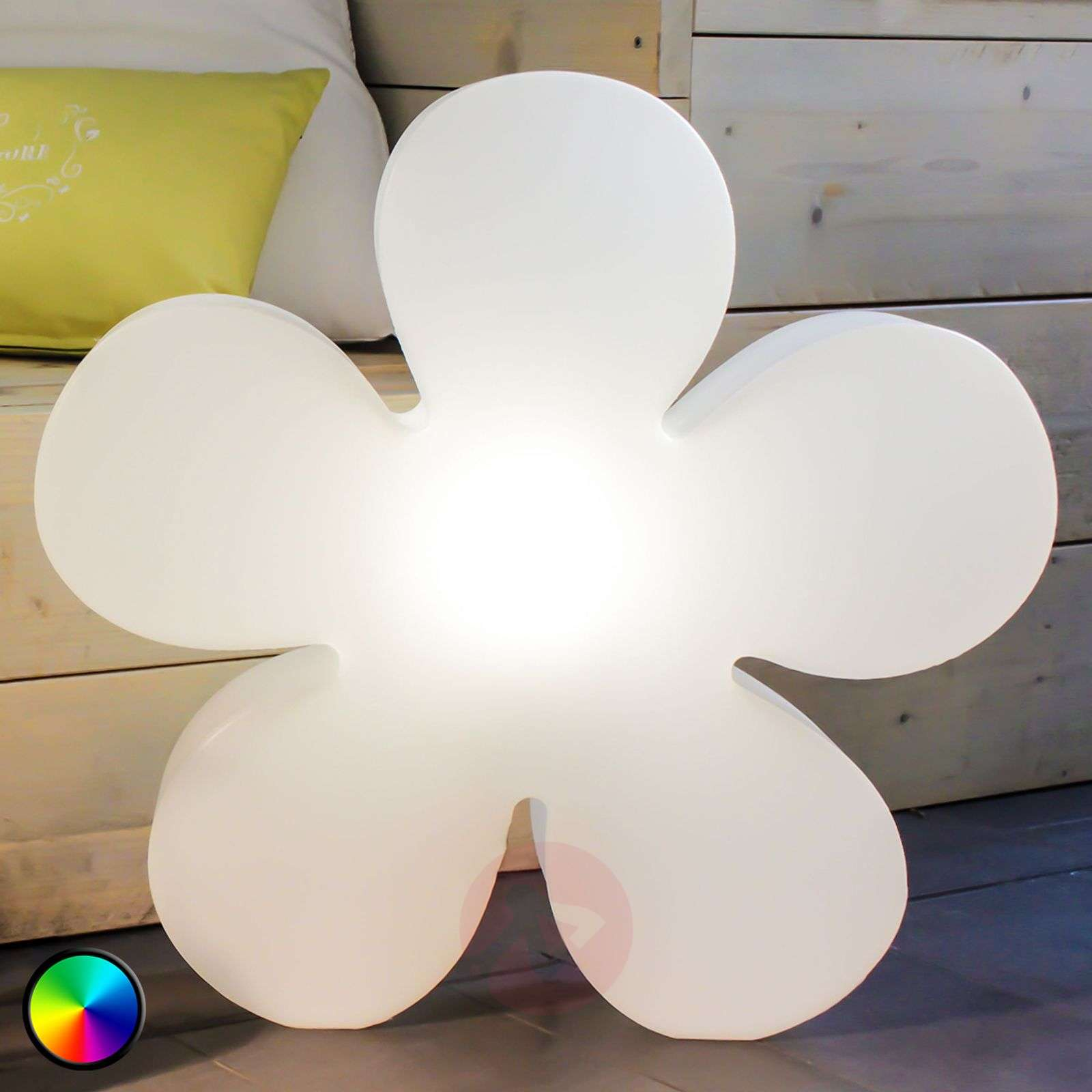 Belle fleur lumineuse LED Shining Flower Mini-1004085-03