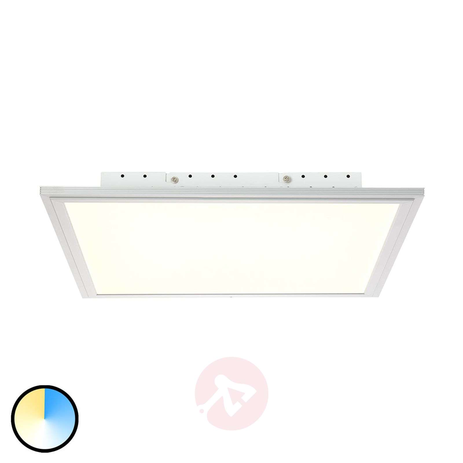 Brilliant WiZ plafonnier LED Flat 42 cm-1509479-01