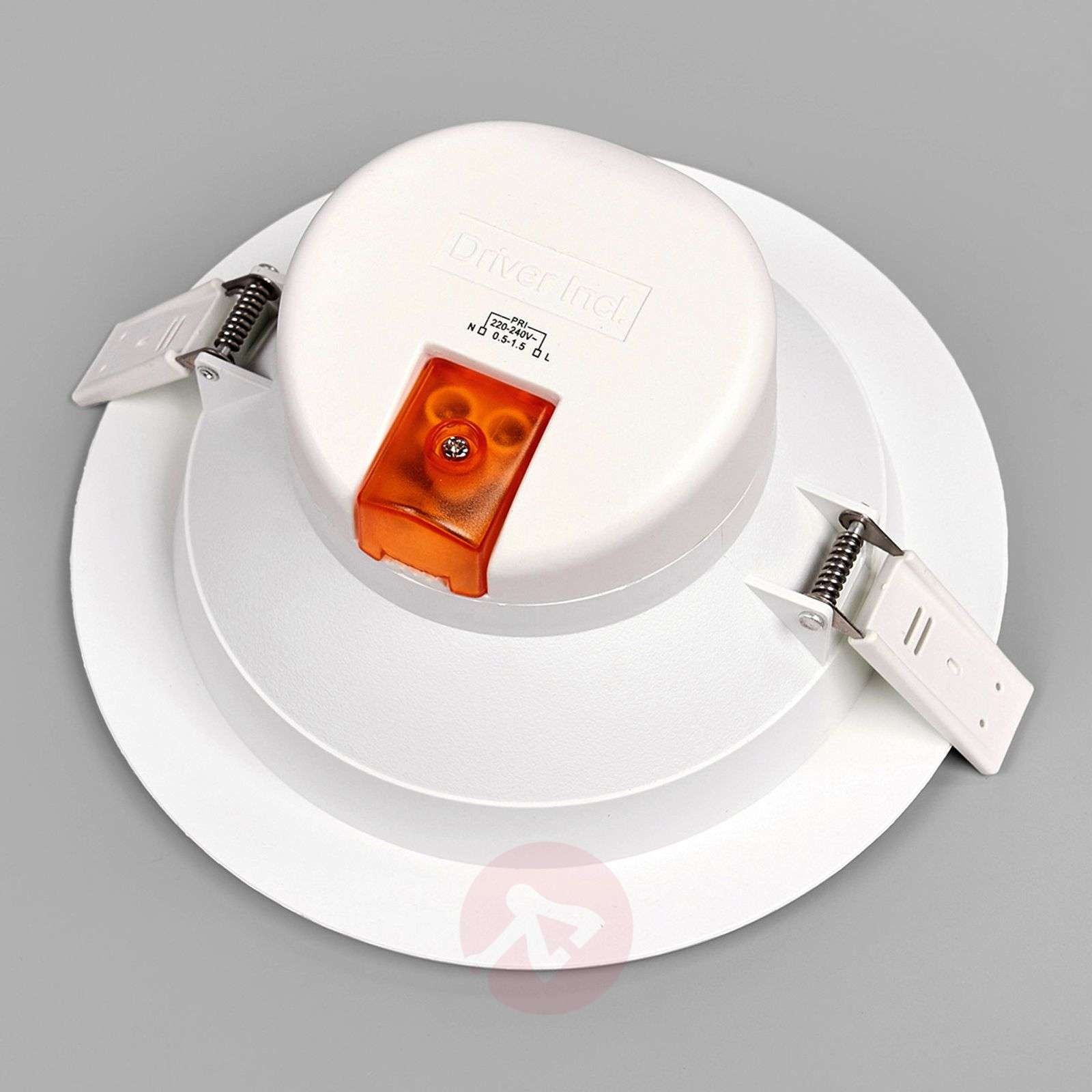 Downlight LED lumineux Arian, 17,4 cm, 15 W-9978011-03