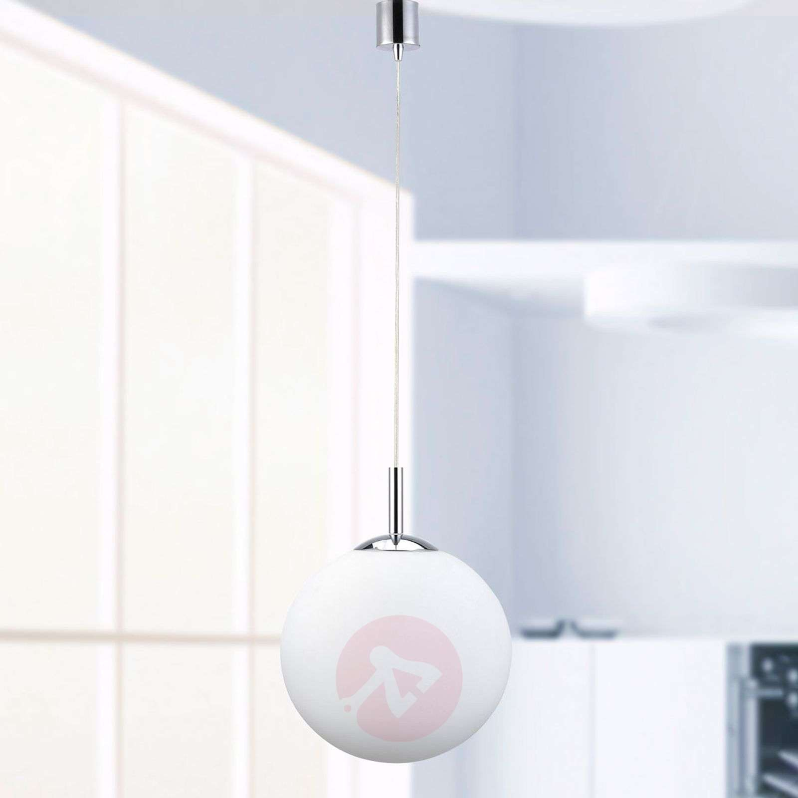 Élégante suspension LED RGBW Lola-Bolo Ø 30 cm-6002819-01
