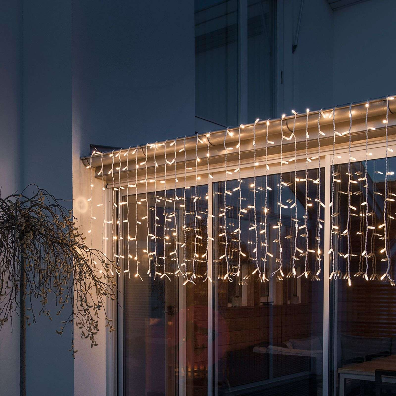 Extension syst. rideau lum. LED 24V, 104 lampes-5524517-01