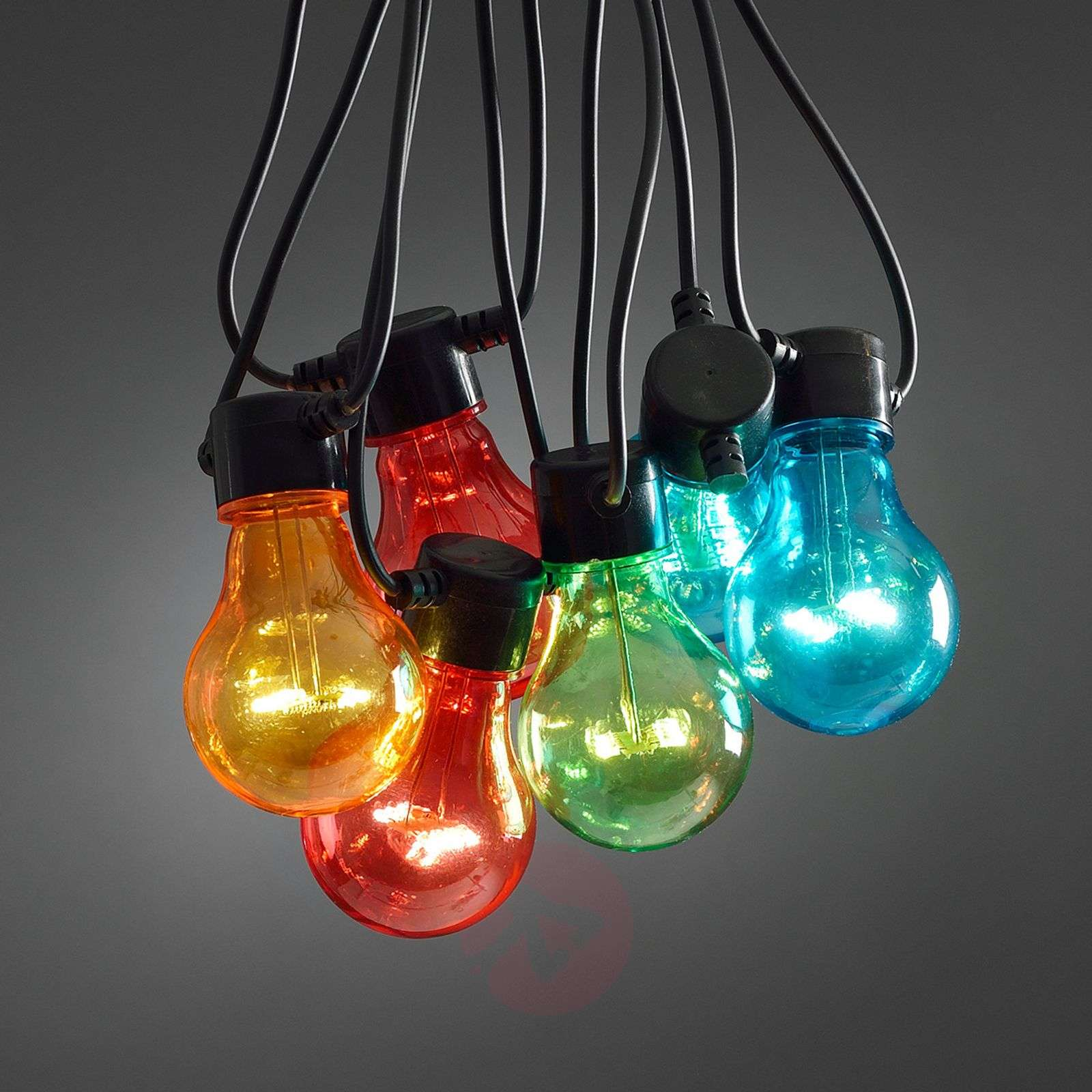Guirlande lumineuse LED de base, multicolore-5524435-01