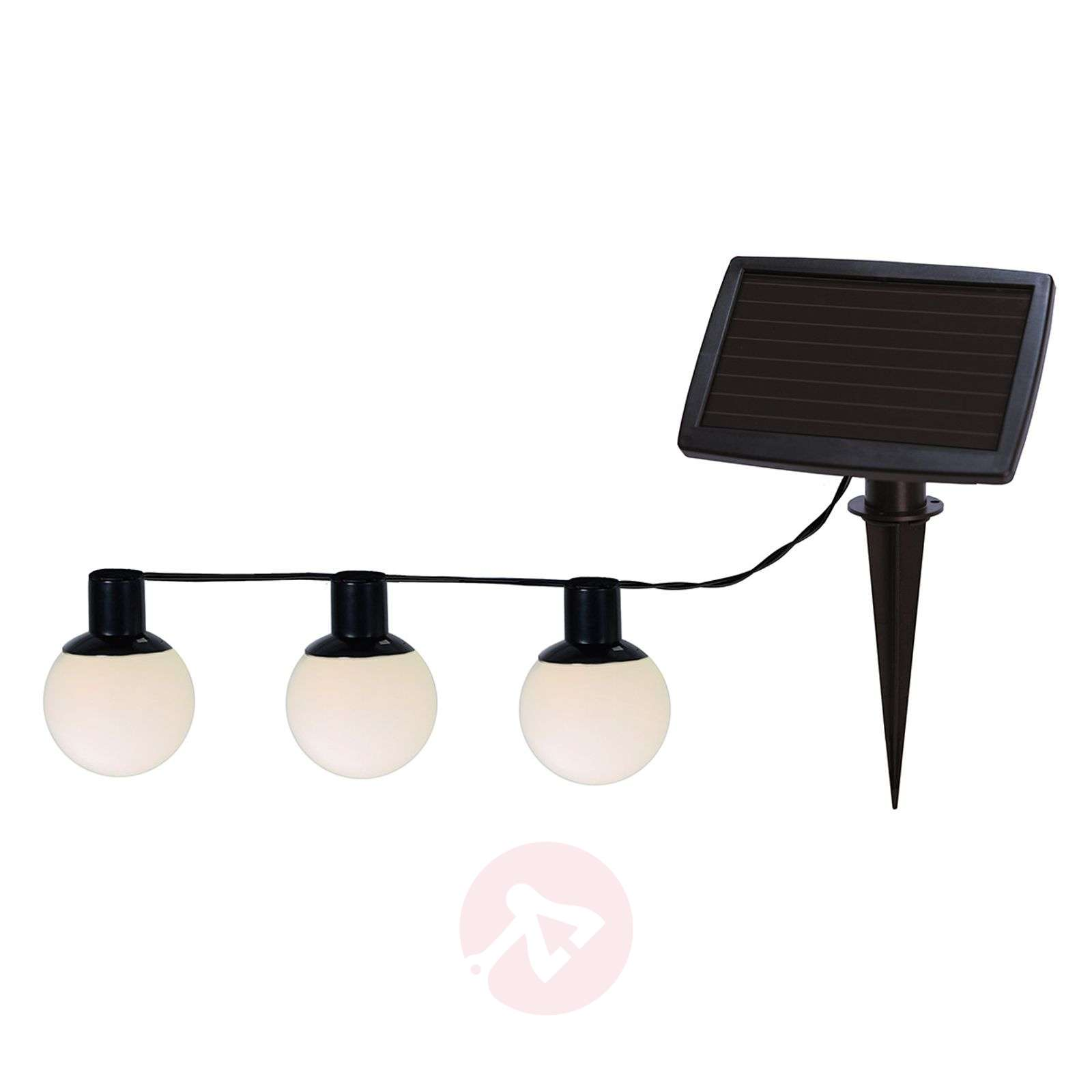 Guirlande lumineuse LED solaire Combo à 6 lampes-1522659-09