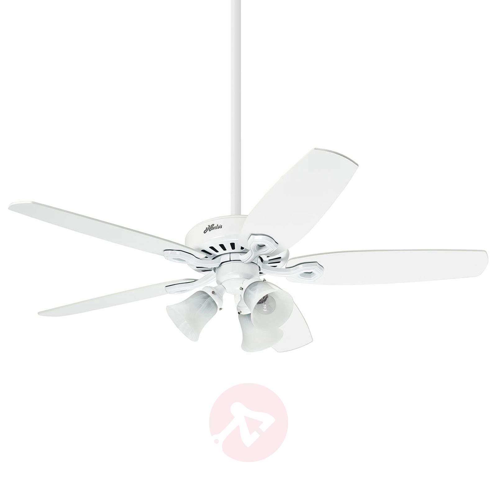 Hunter Builder Plus ventilateur de plafond blanc-4545010-01