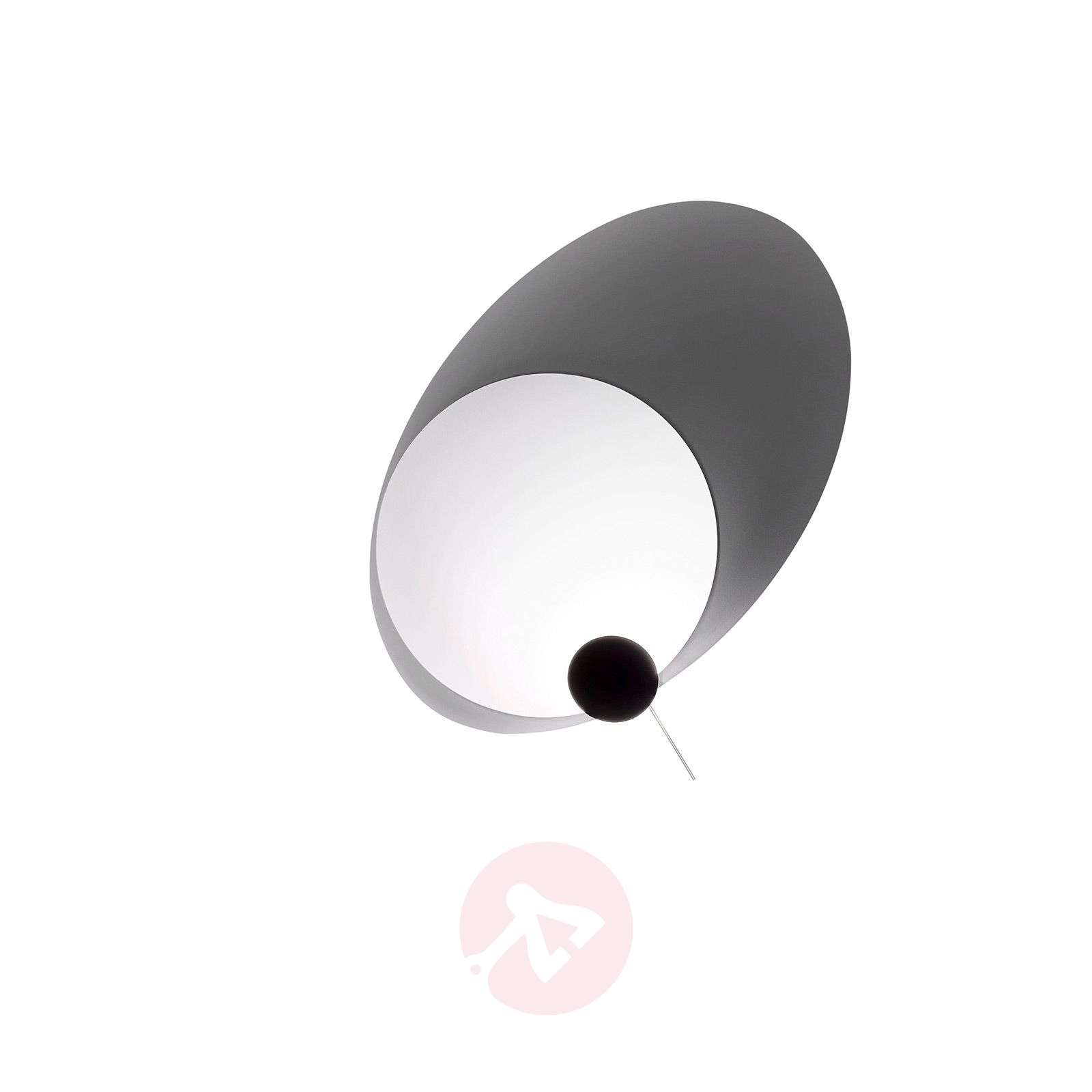 Ingo Maurer Eclipse Ellipse applique LED