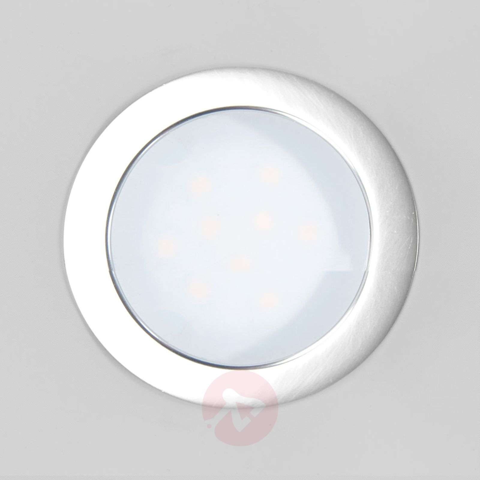 Joli spot encastré LED SLIM LIGHT, blanc chaud-5503915-01