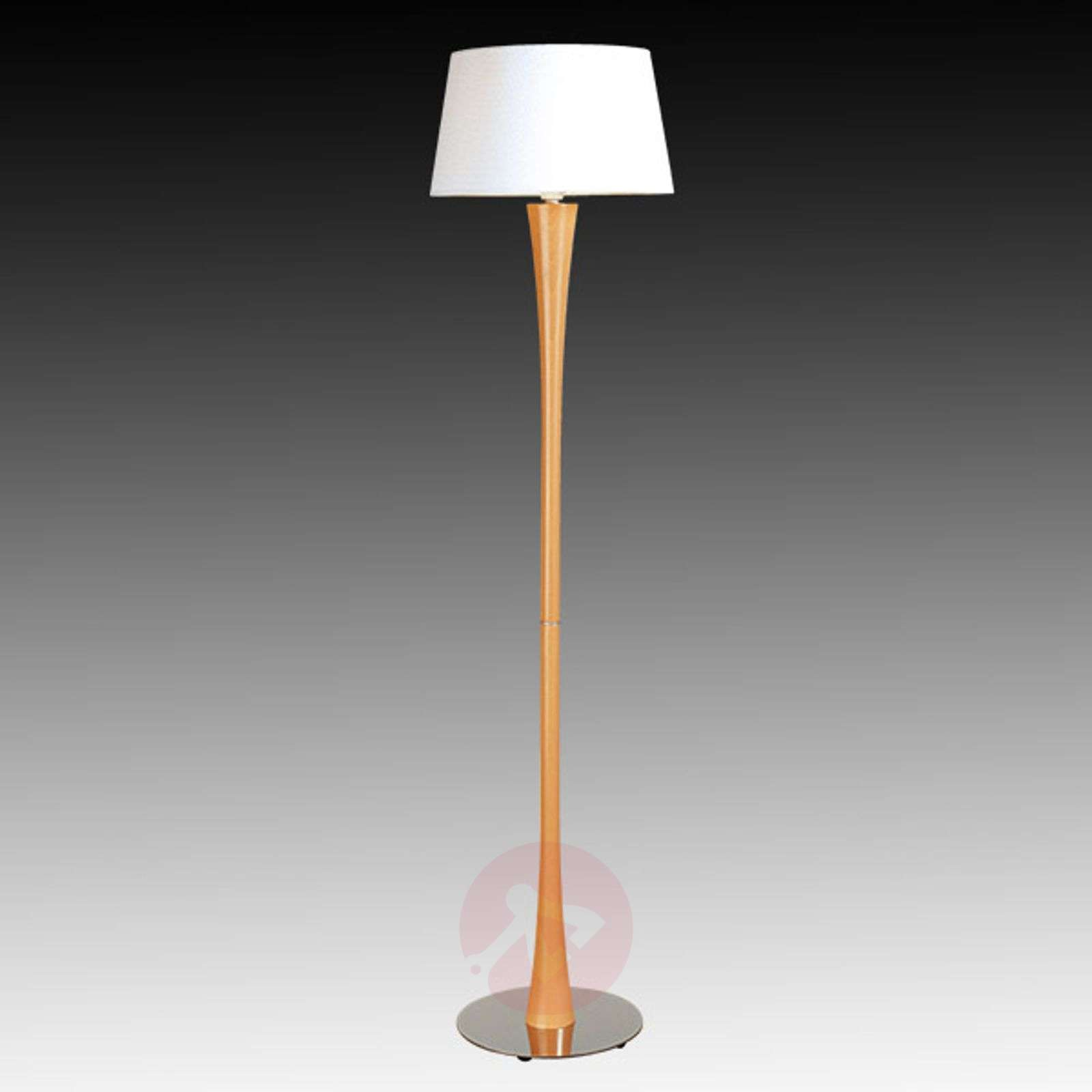 Lampadaire Beverly Is aspect chromé-1065020-01