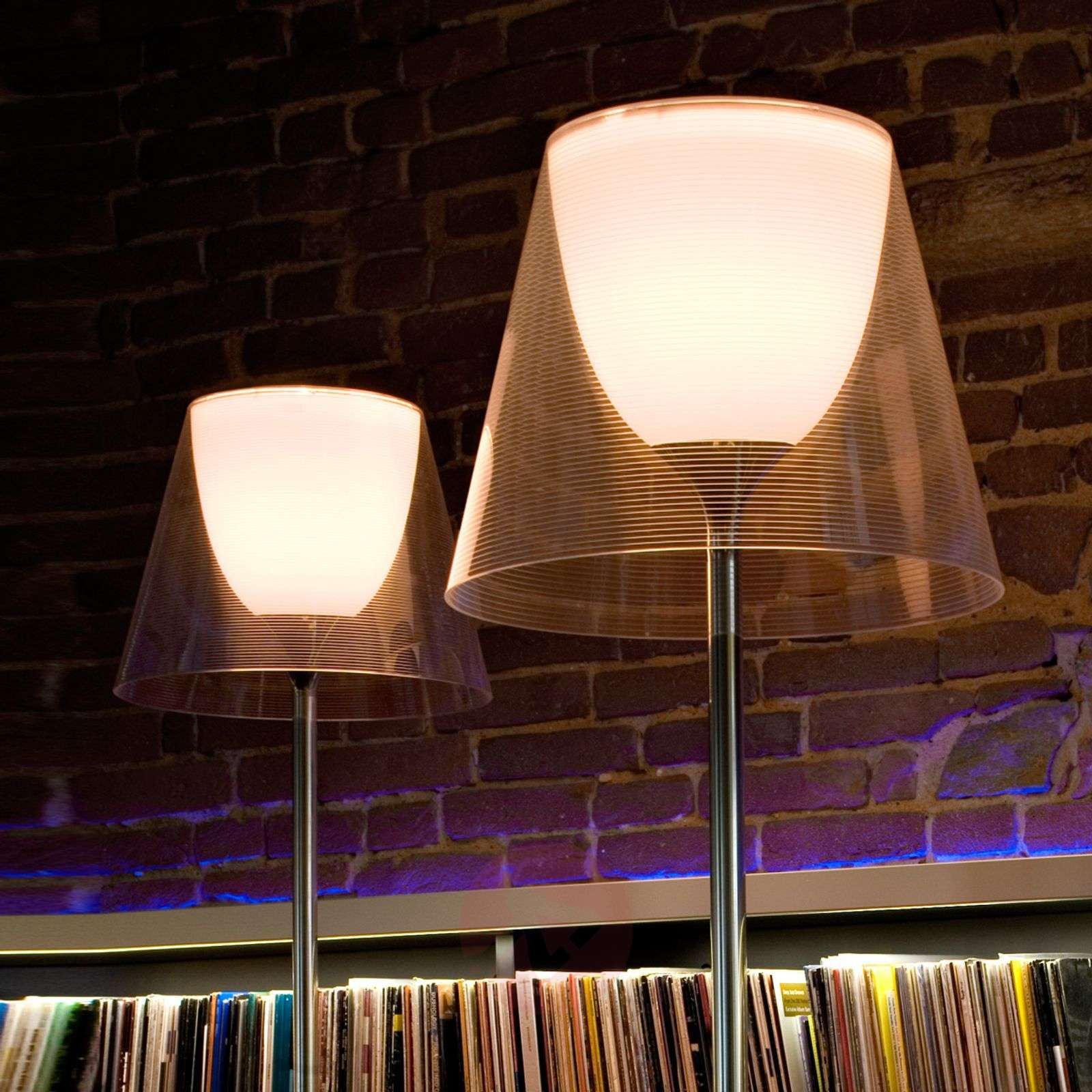 Lampadaire KTRIBE F2 by FLOS aspect moderne-3510134X-05