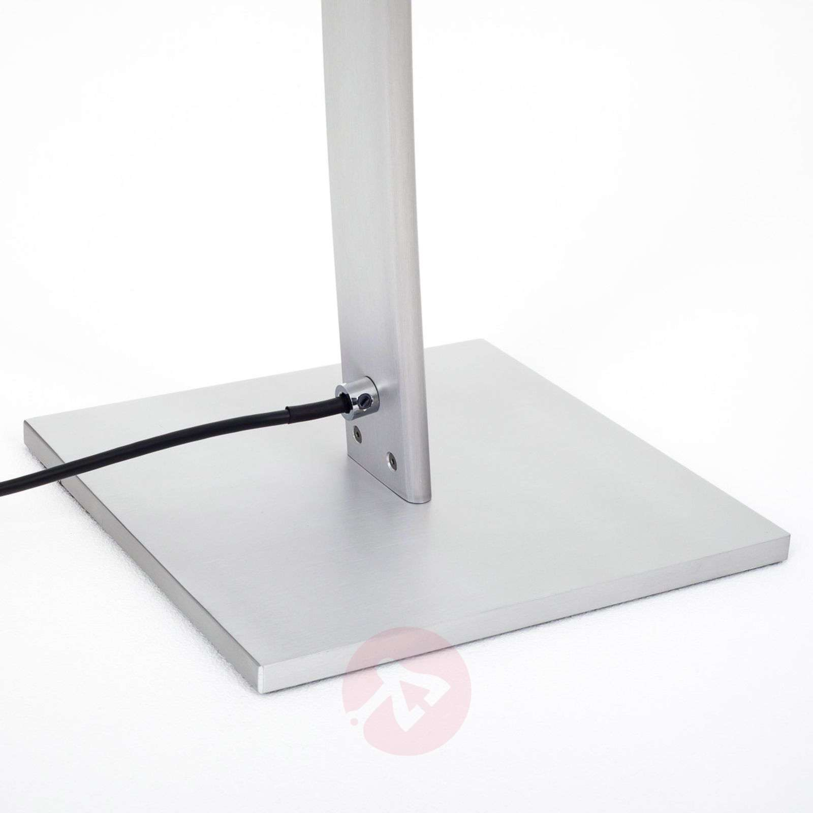 Lampadaire LED Xalu à int variable blanc chaud-6722016-01