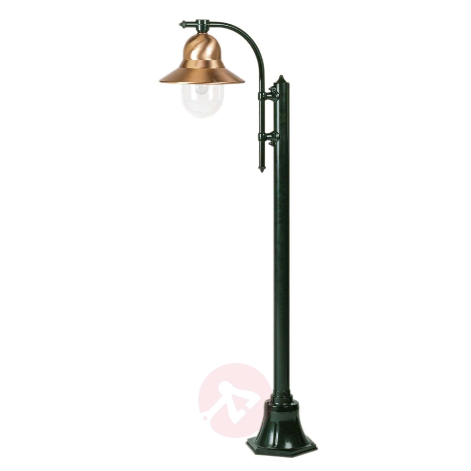 lampadaire toscane 1 lampe 150 cm. Black Bedroom Furniture Sets. Home Design Ideas