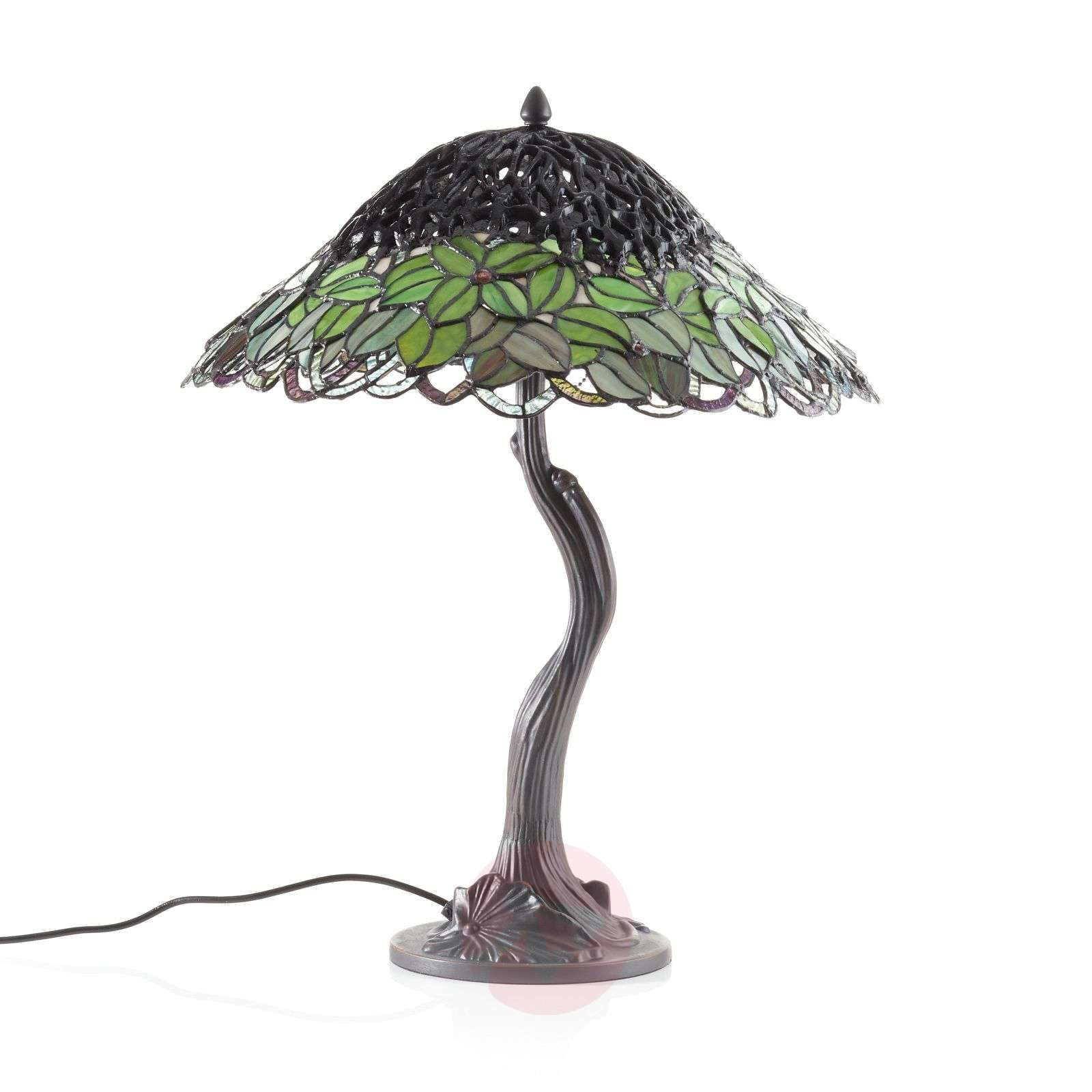 Lampe à poser Jamaica style Tiffany-6064042-01
