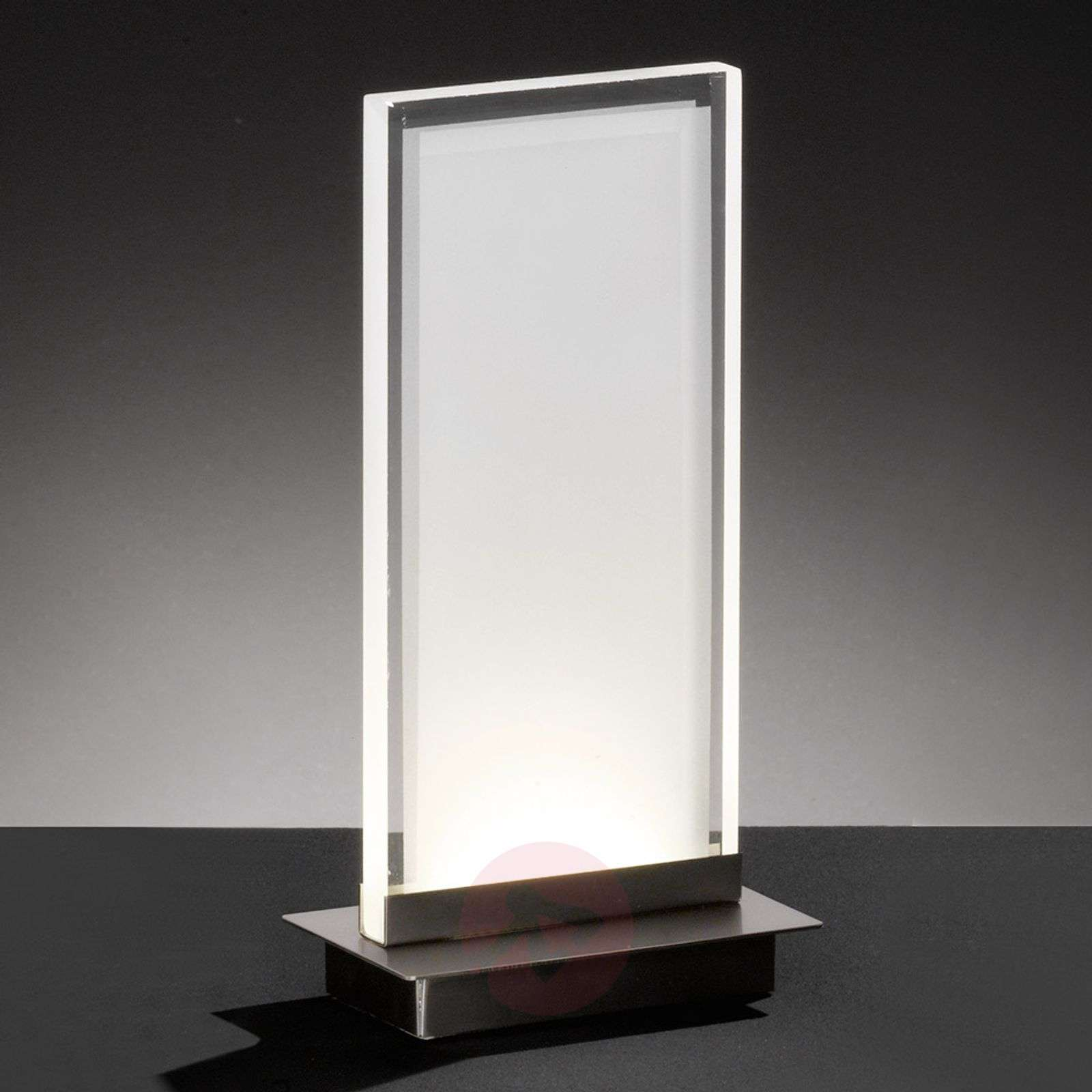 Lampe à poser LED rectangulaire Forma-4581028-01