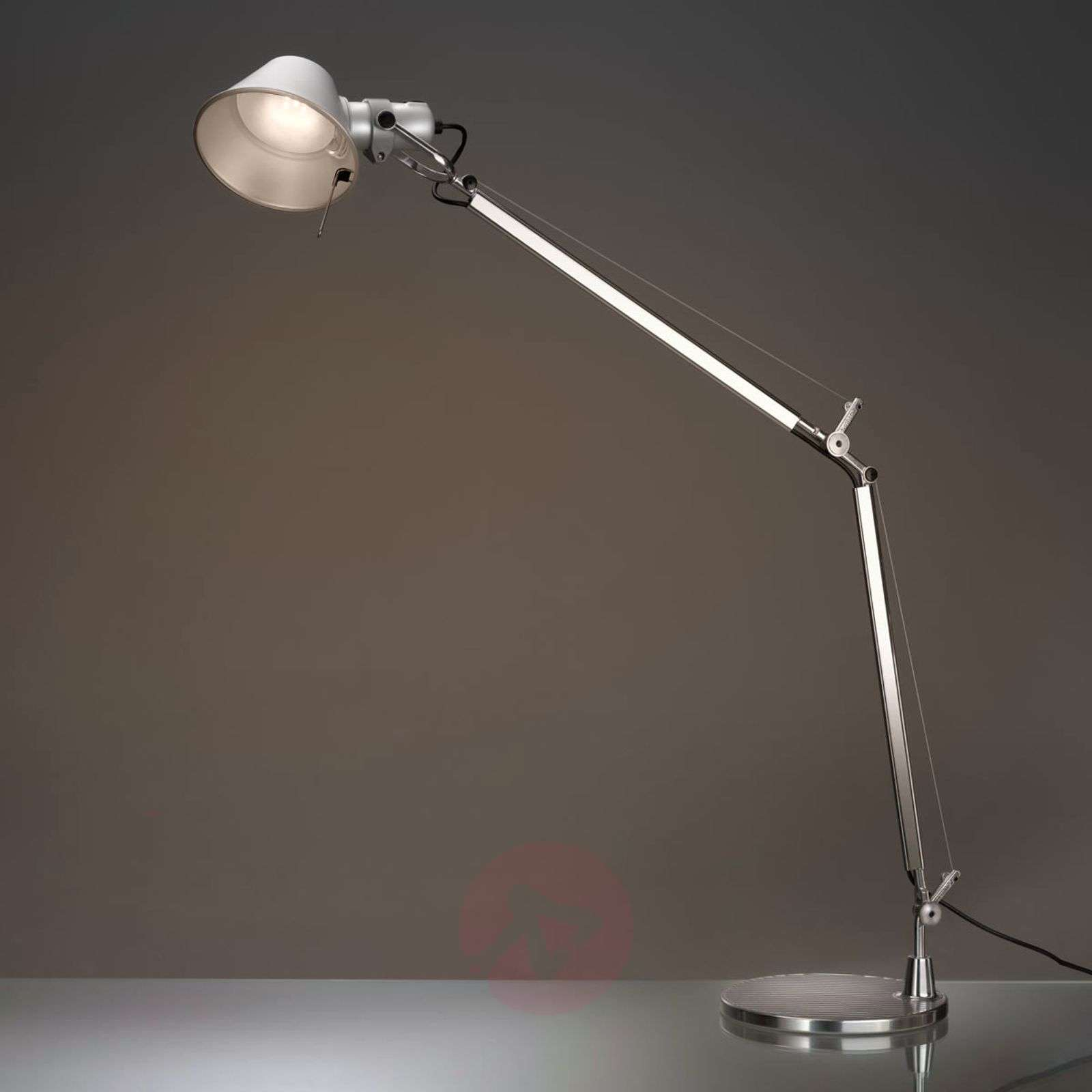lampe de bureau led tolomeo avec variateur. Black Bedroom Furniture Sets. Home Design Ideas