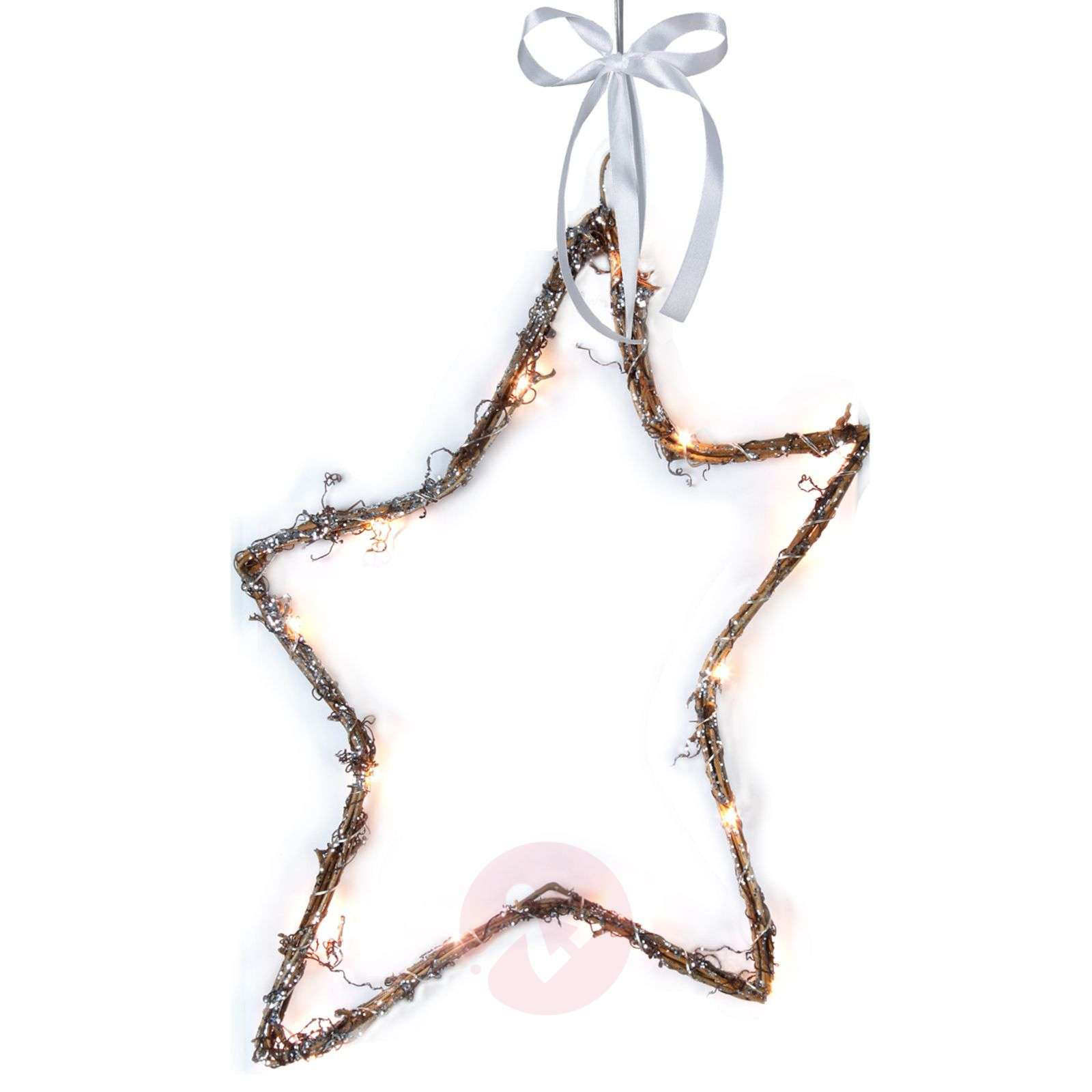 Lampe décorative festive Willow Star-1522768-01