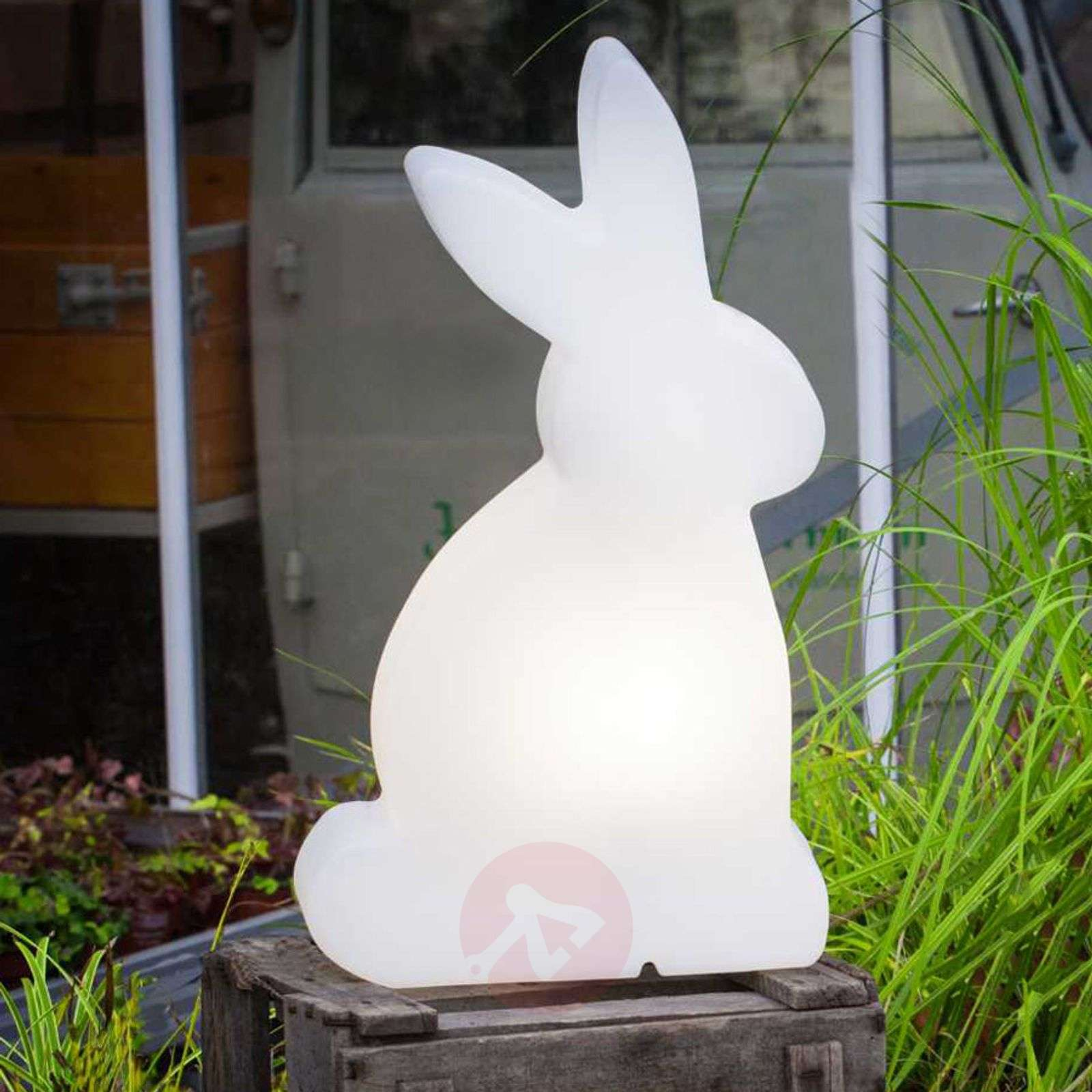 Lampe décorative LED Shining Rabbit, 50 cm-1004079-02