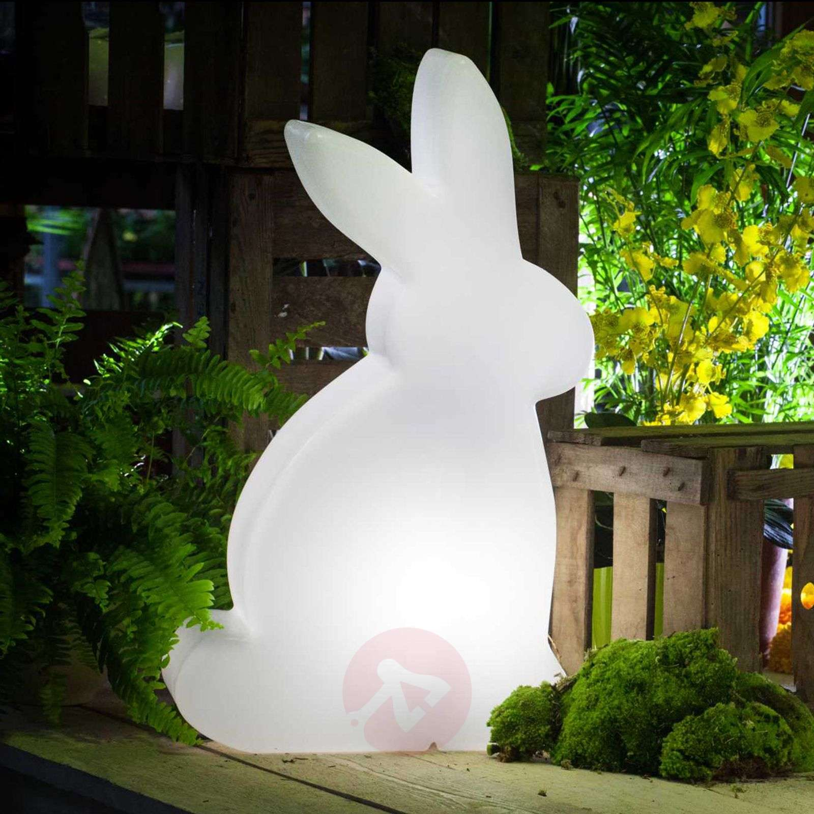 Lampe décorative LED Shining Rabbit pour l'ext.-1004078-03