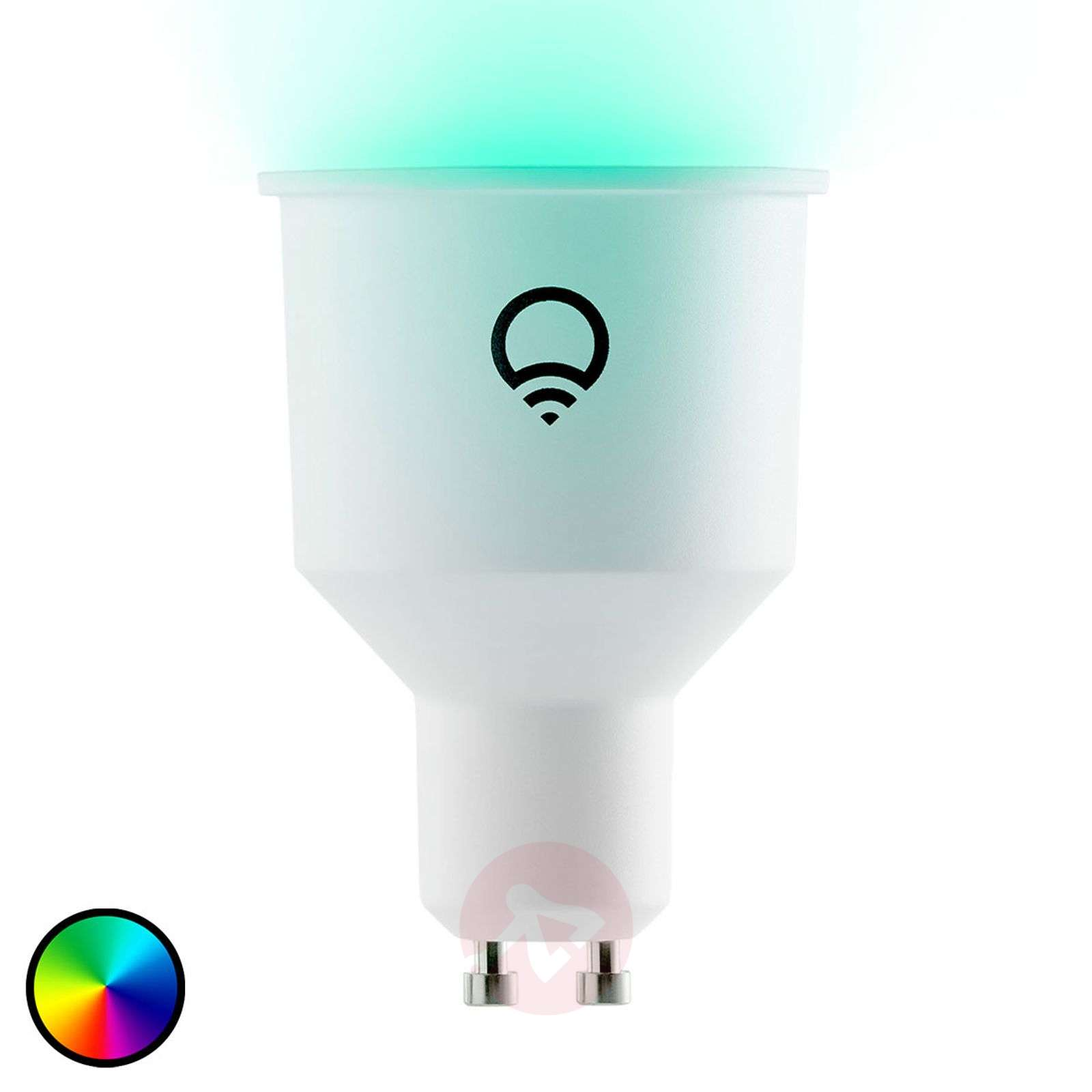 LIFX Color GU10 6 W, 2 500-9 000 K, RVB, WiFi
