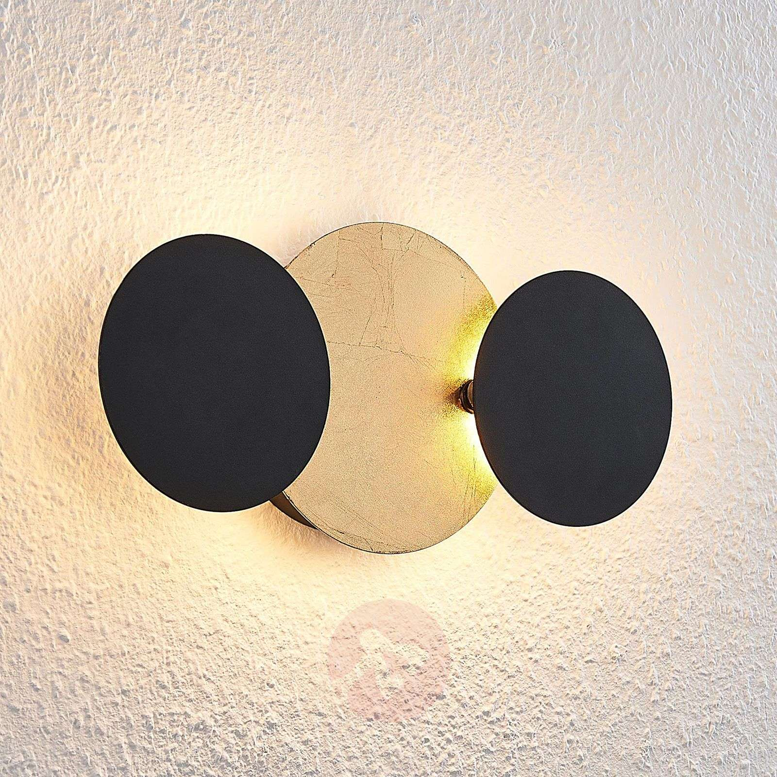 Lindby Grazyna applique LED, à 3 lampes-9624614-02