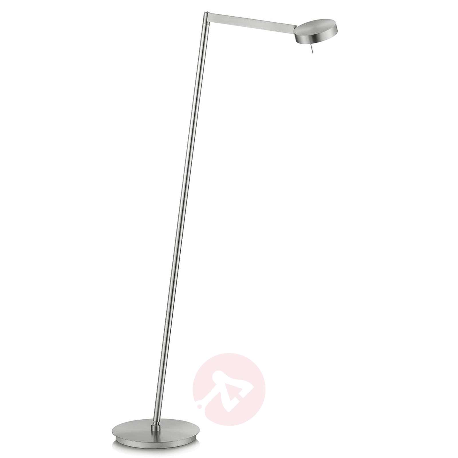 Liseuse LED Reading dimmable, nickel mat-4002687-01