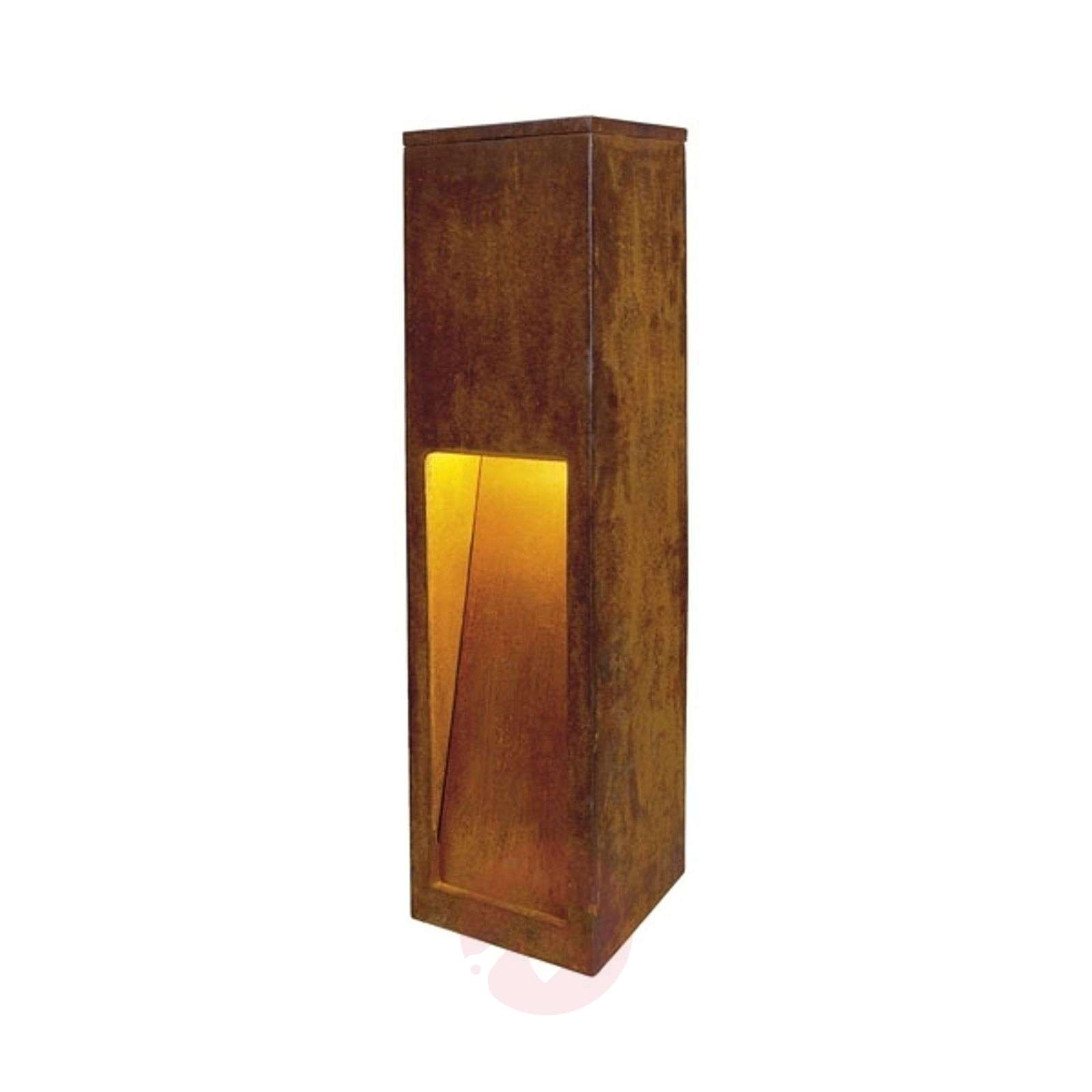 luminaire pour socle haut de gamme rusty slot 50. Black Bedroom Furniture Sets. Home Design Ideas