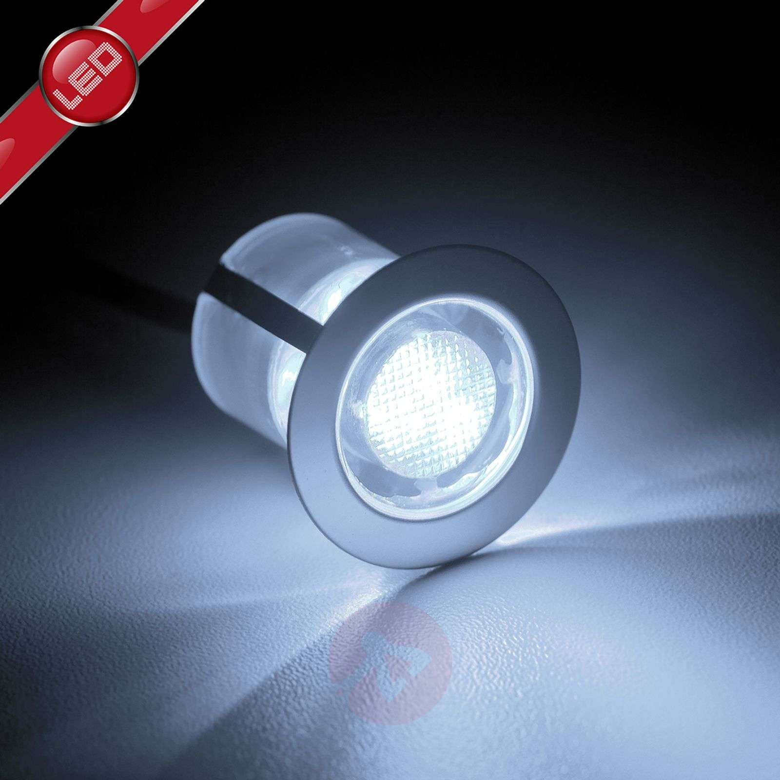 Luminaires LED Cosa, 3 cm, 10 pcs, blanc neutre