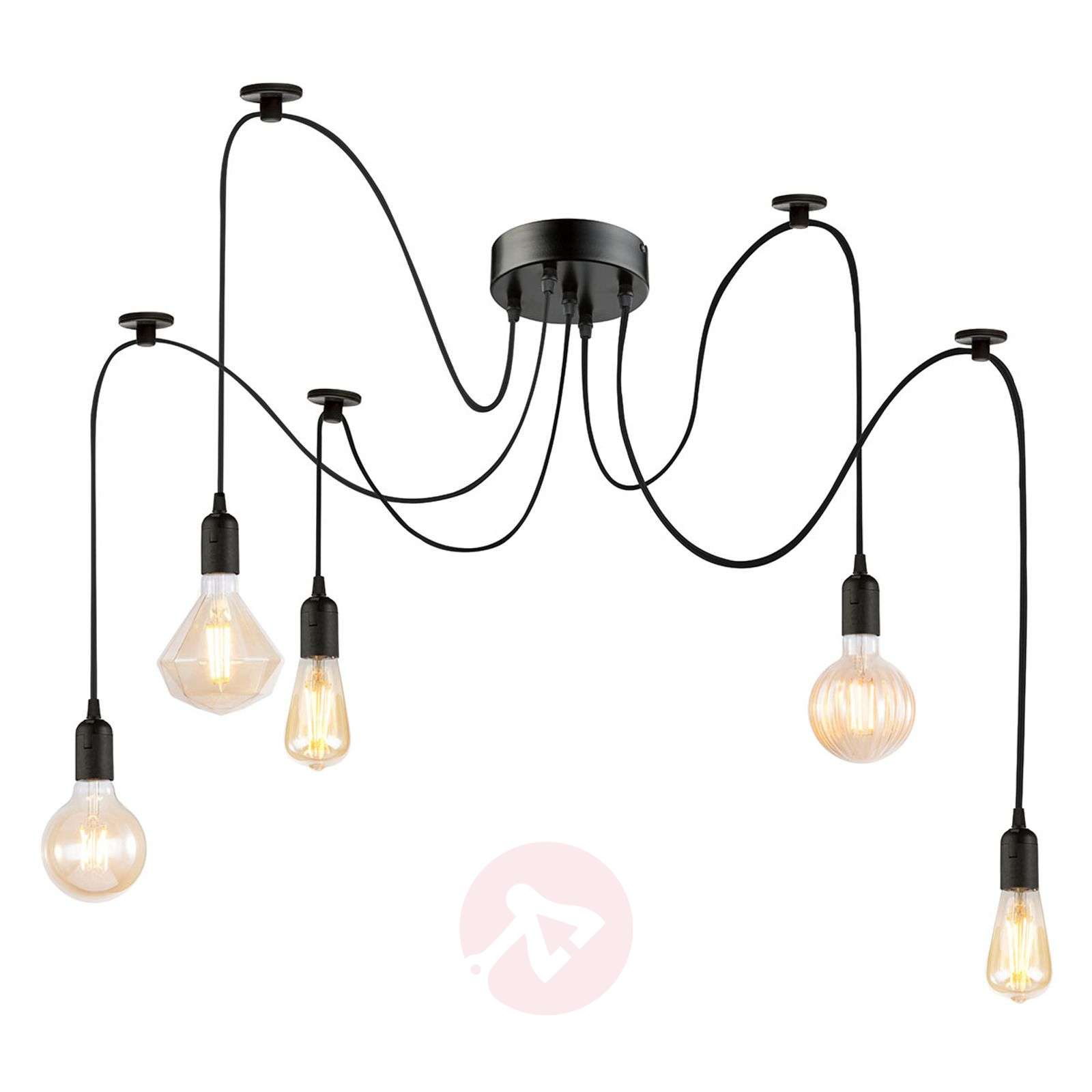 À Ampoules Suspension Led Filament Maxie 34Lqc5ARj